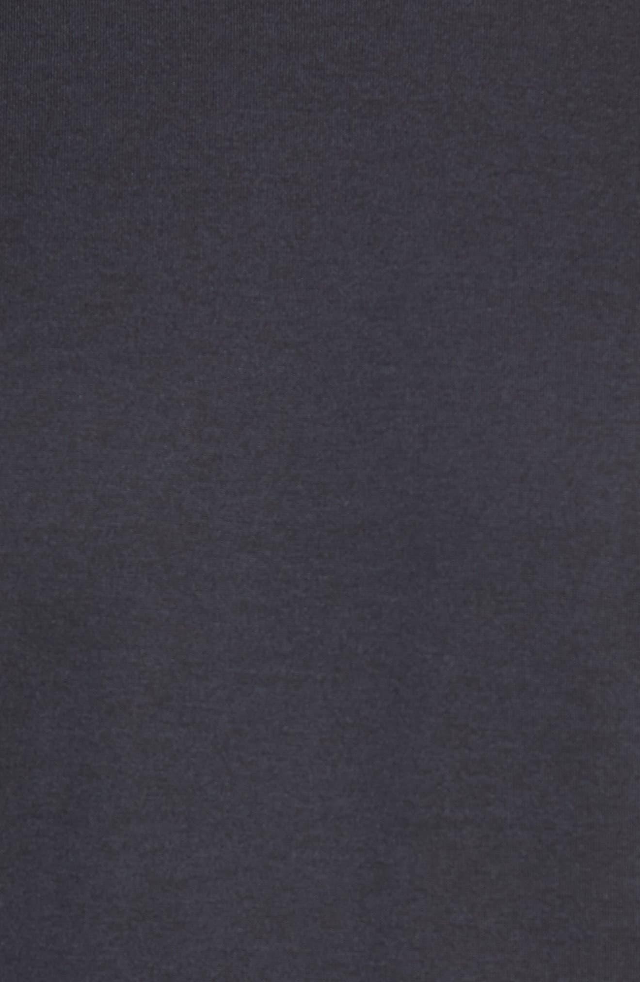 Alternate Image 5  - Theory Silk & Cotton Crewneck T-Shirt