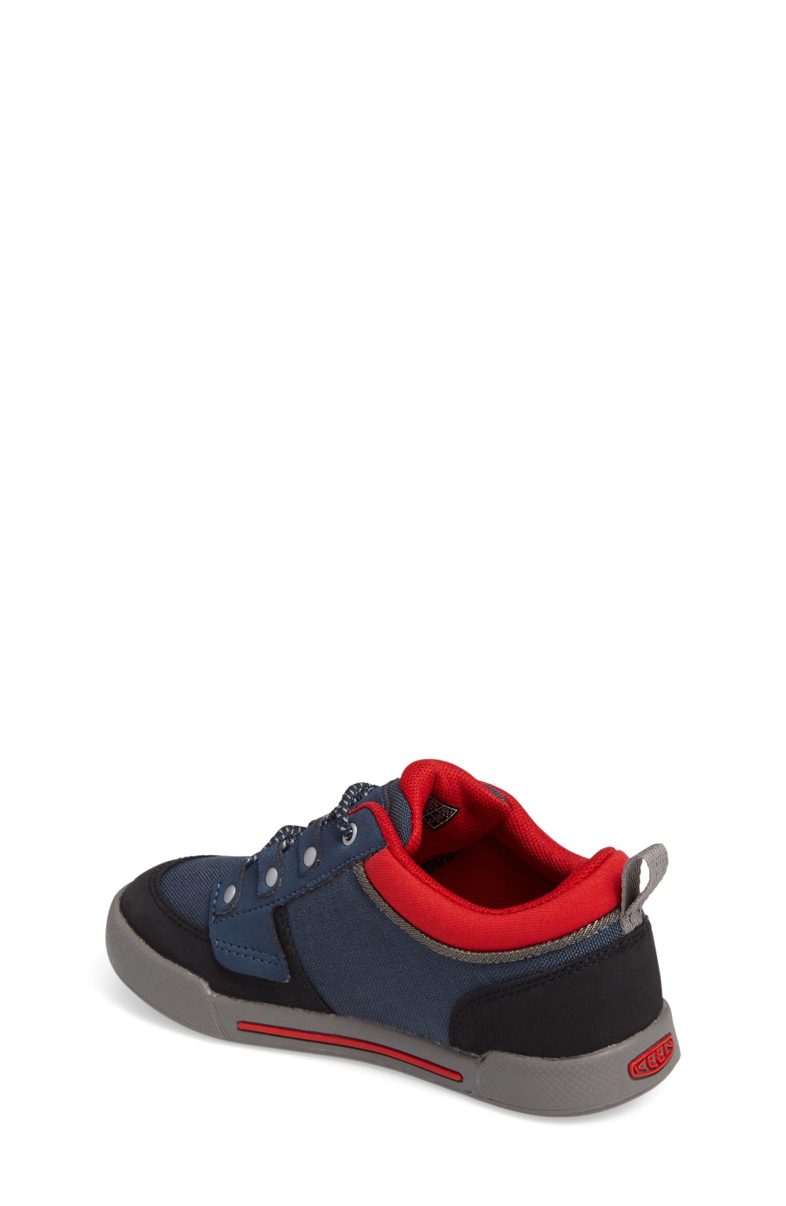 Encanto Wesley Sneaker,                             Alternate thumbnail 2, color,                             Midnight Navy/ Formula One