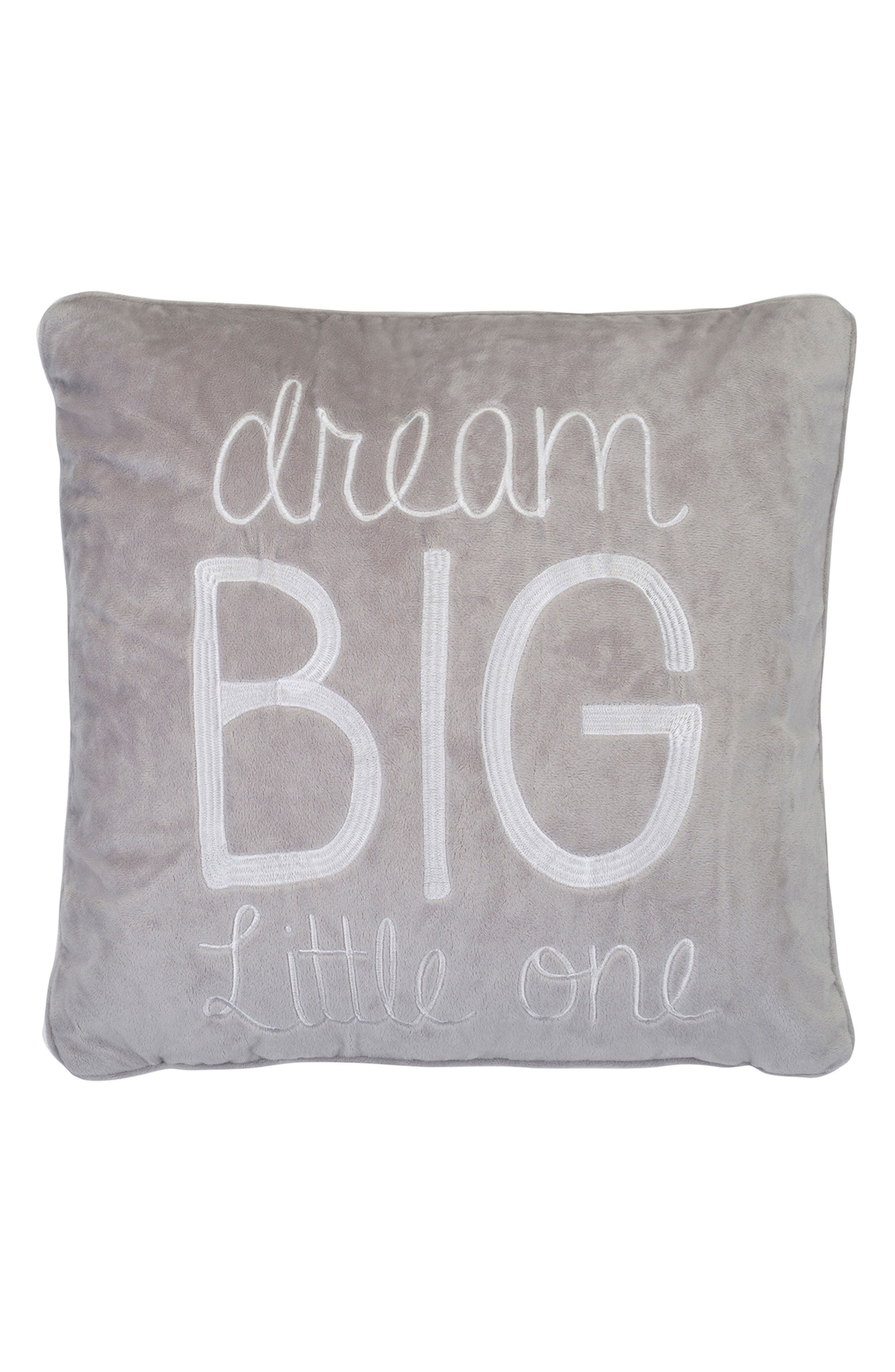 Alternate Image 1 Selected - Levtex Jayme Dream Big Accent Pillow