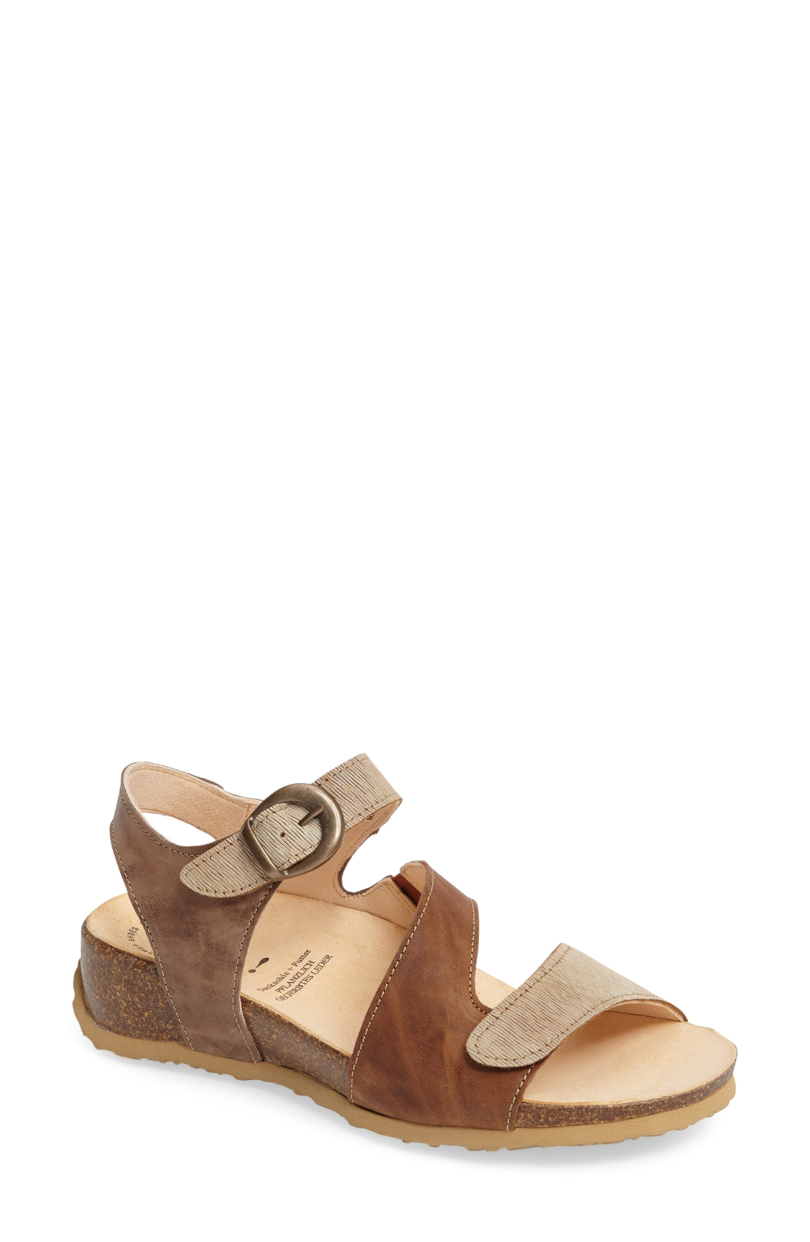 Alternate Image 1 Selected - Think! Mizzi Sandal (Women)