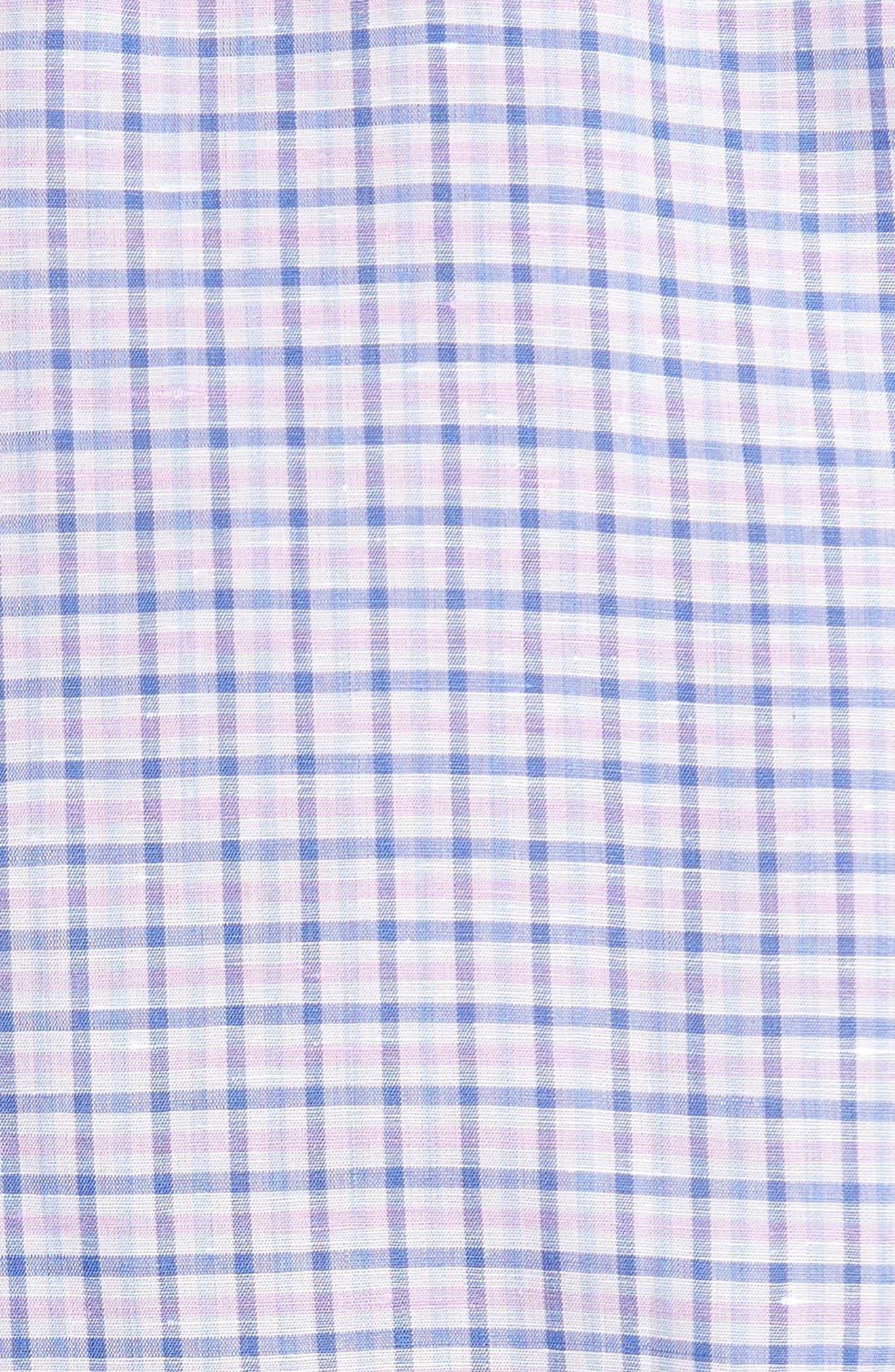 Alternate Image 5  - Robert Talbott Estate Classic Fit Sport Shirt