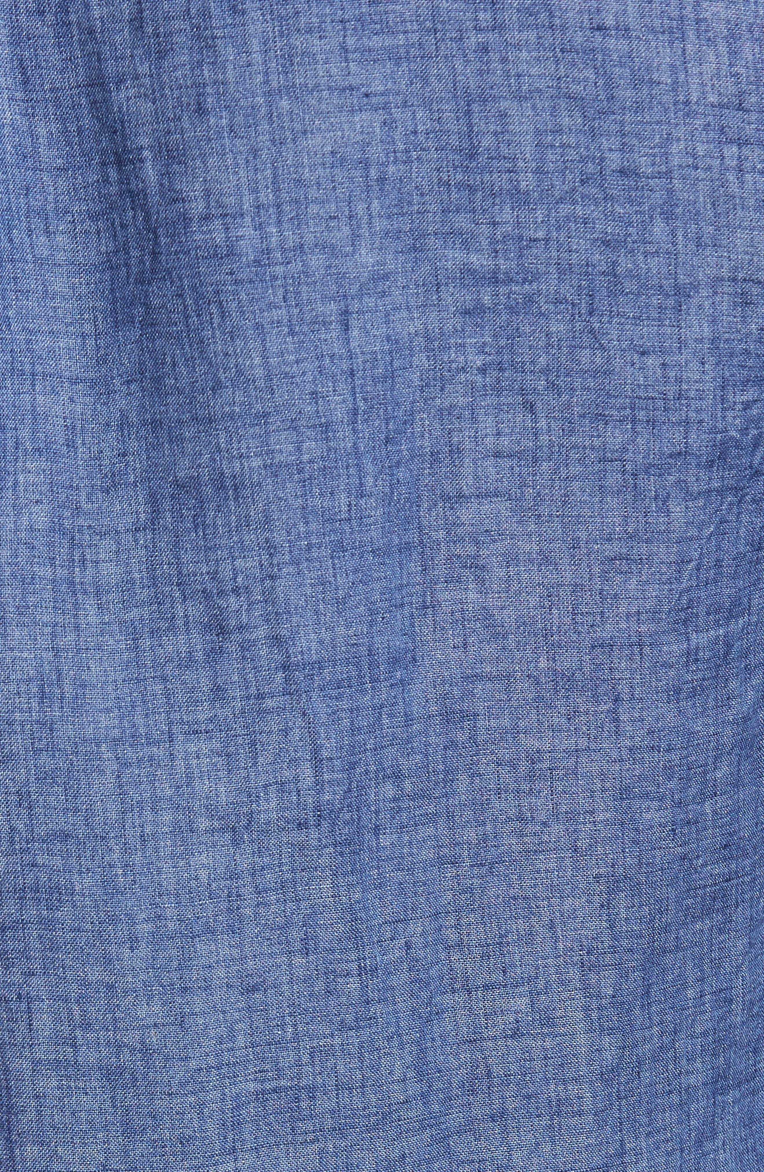 Alternate Image 5  - Robert Talbott Estate Tailored Fit Sport Shirt