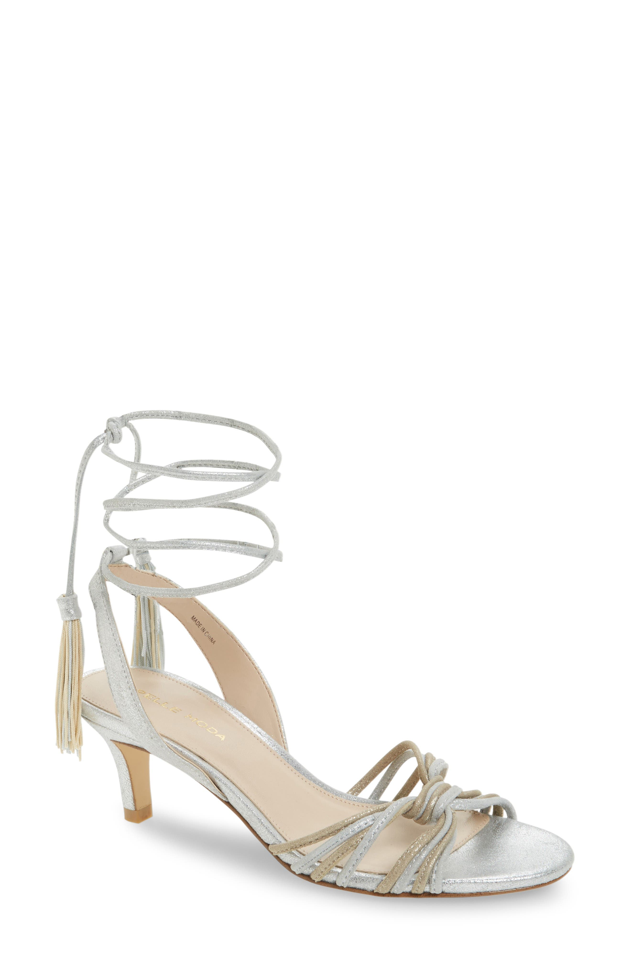 Alternate Image 1 Selected - Pelle Moda Benni Sandal (Women)