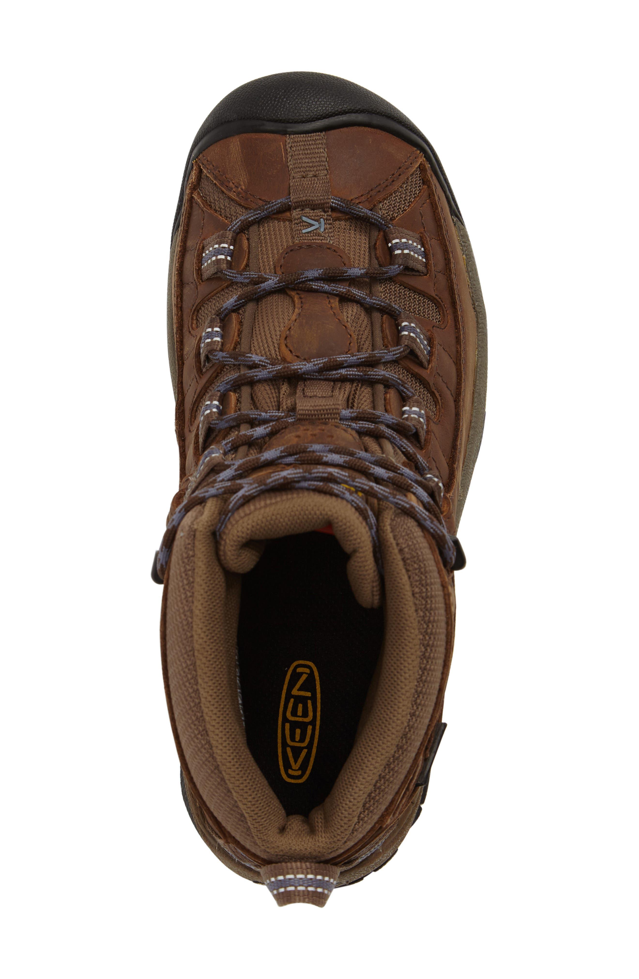 Alternate Image 5  - Keen Targhee II Mid Waterproof Hiking Boot (Women)