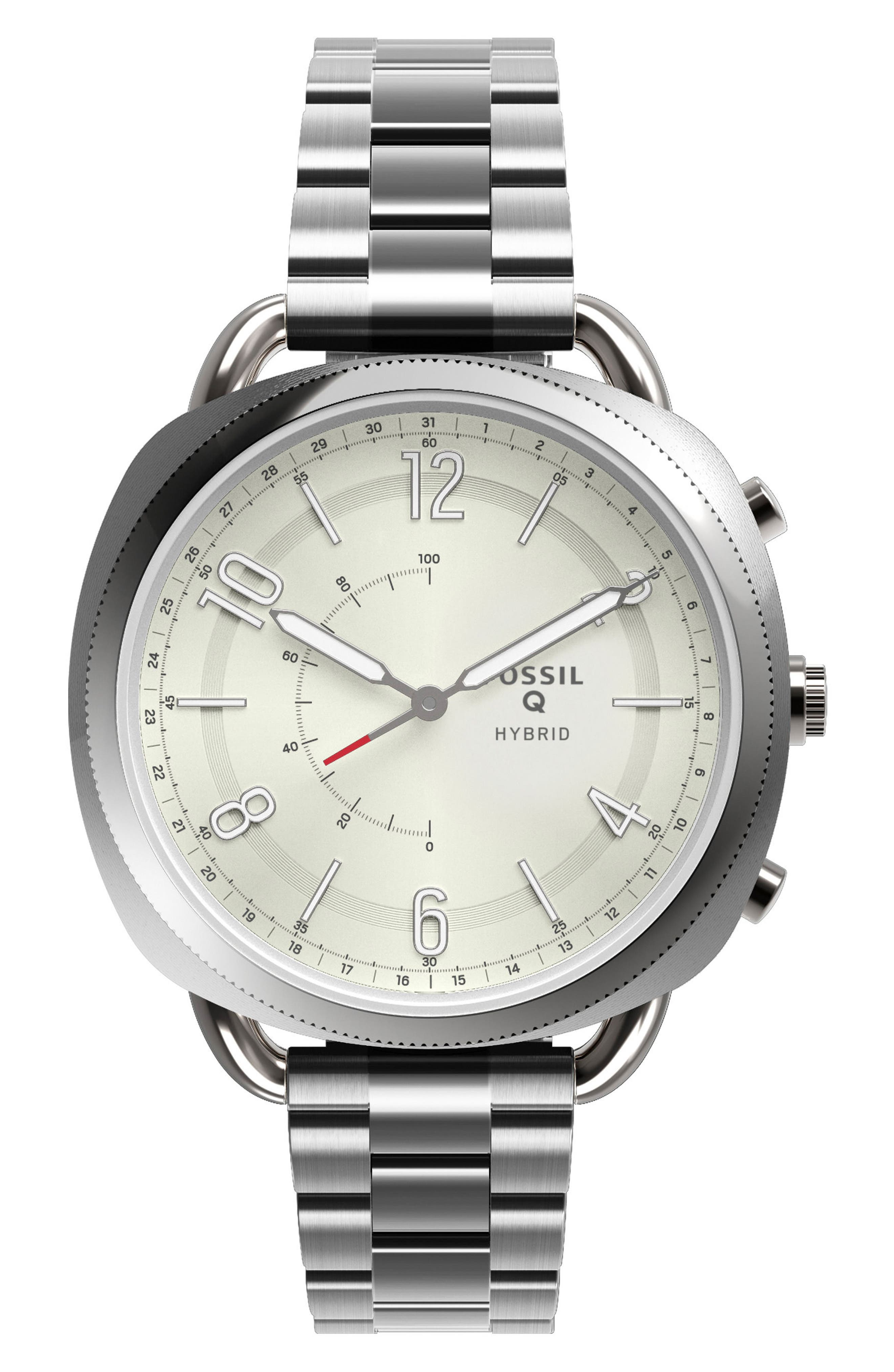 Main Image - Fossil Q Accomplice Smart Bracelet Watch, 38mm