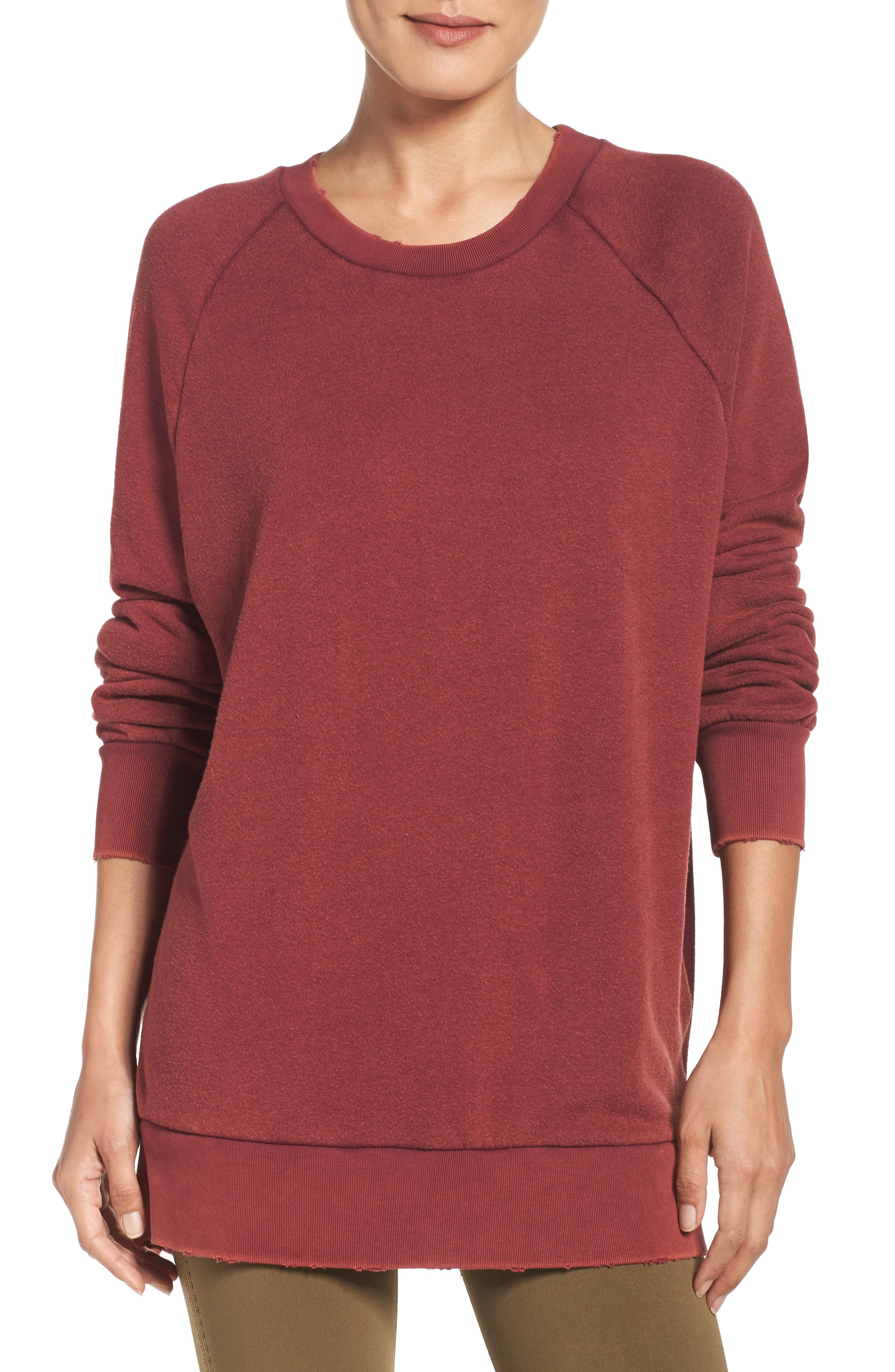FREE PEOPLE FP Movement Rough & Tumble Sweatshirt