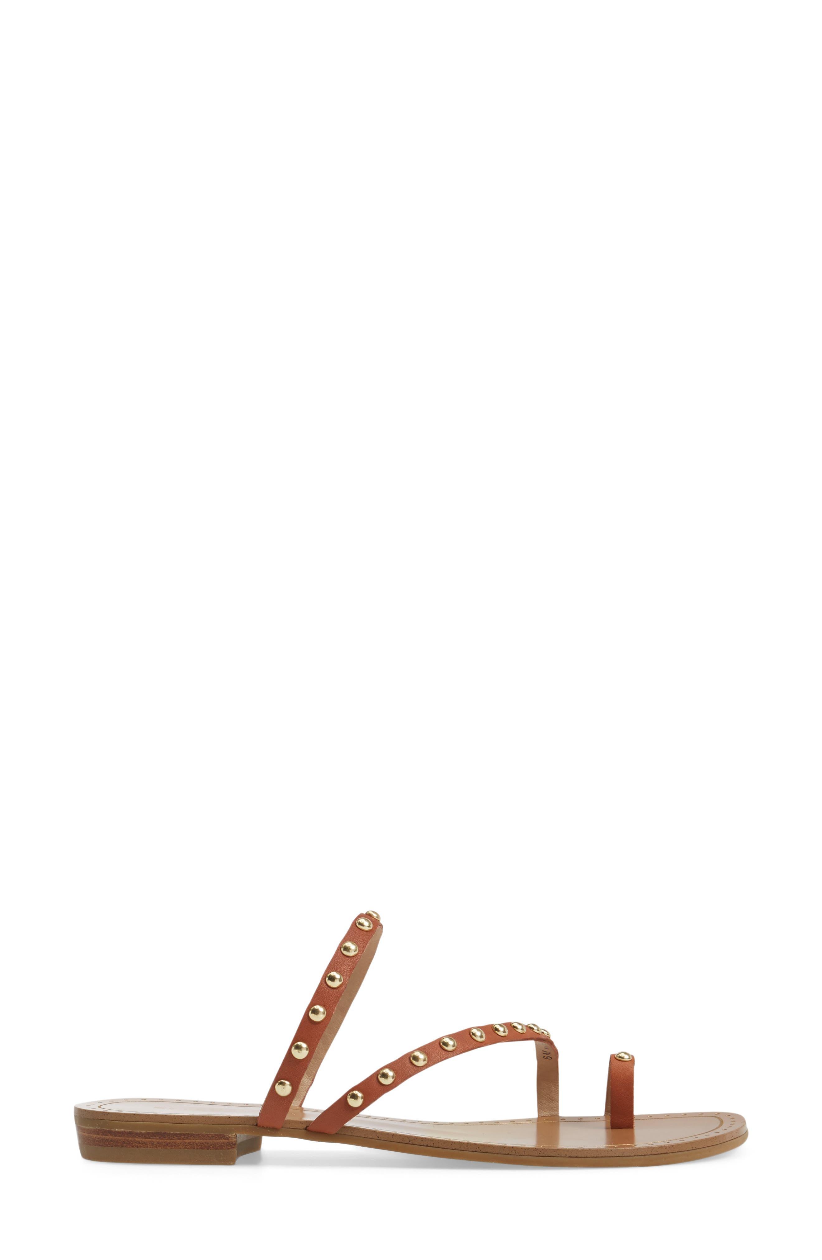Alternate Image 3  - Pelle Moda Bohem 2 Studded Sandal (Women)