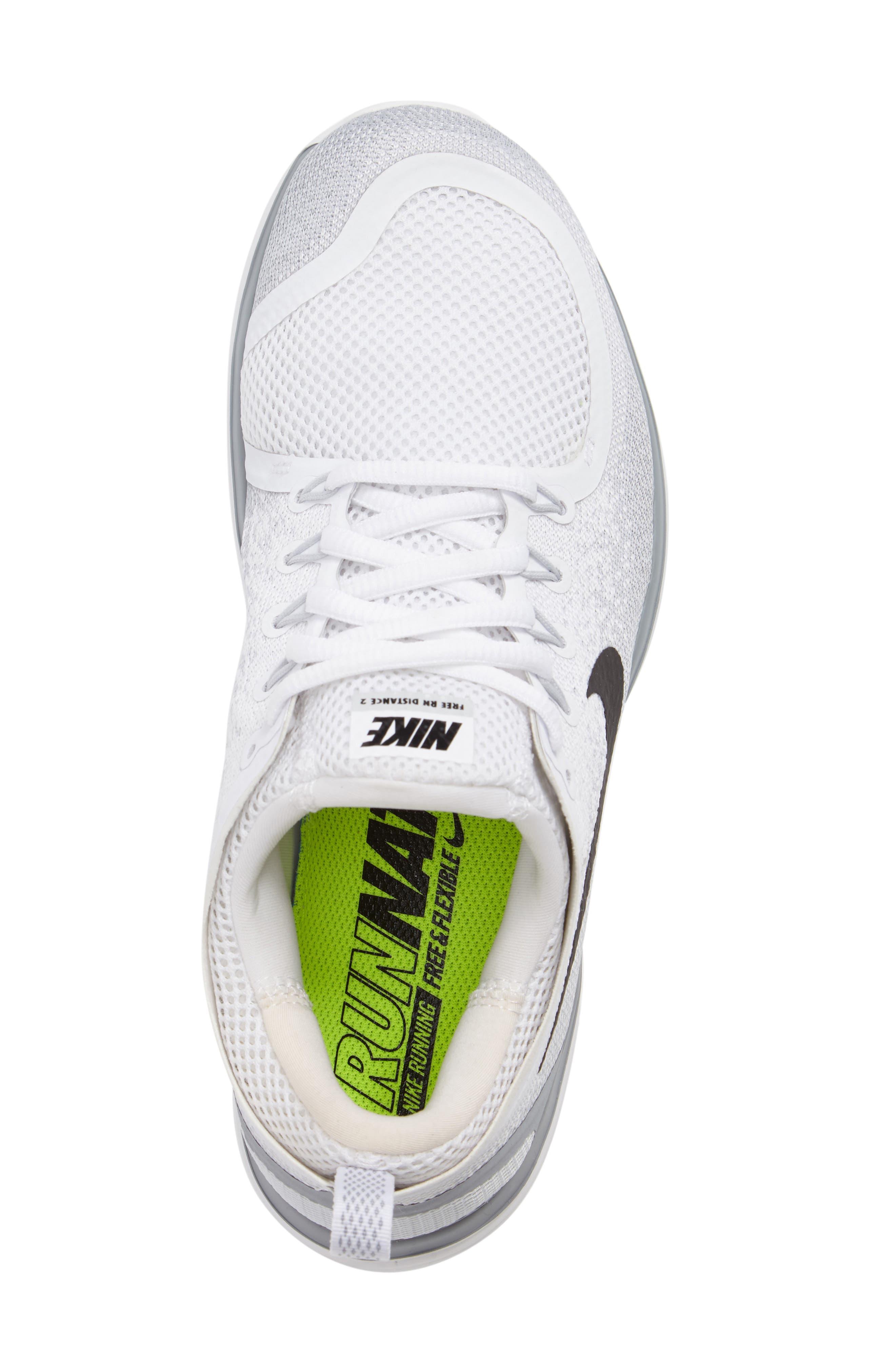 Alternate Image 5  - Nike Free Run Distance 2 Running Shoe (Women)