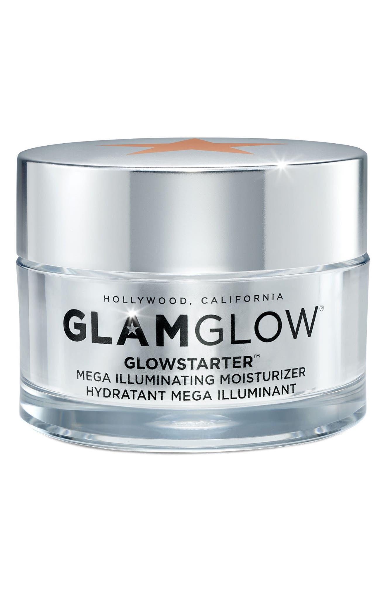 GLOWSTARTER<sup>™</sup> Mega Illuminating Moisturizer,                             Alternate thumbnail 4, color,                             Sun Glow