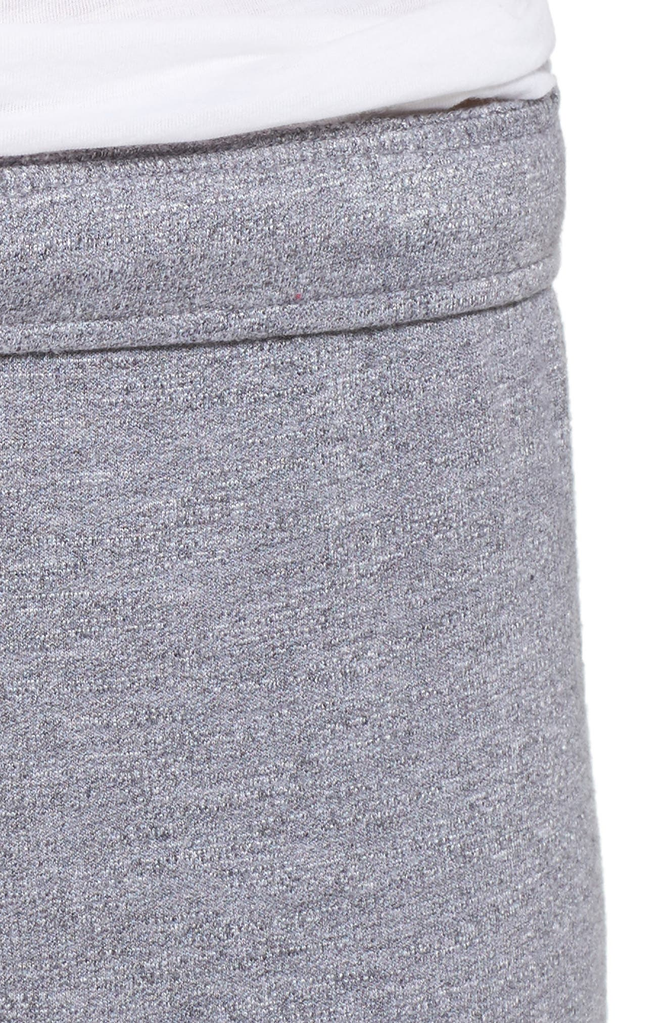 Alternate Image 4  - Monrow Boyfriend Lounge Sweatpants