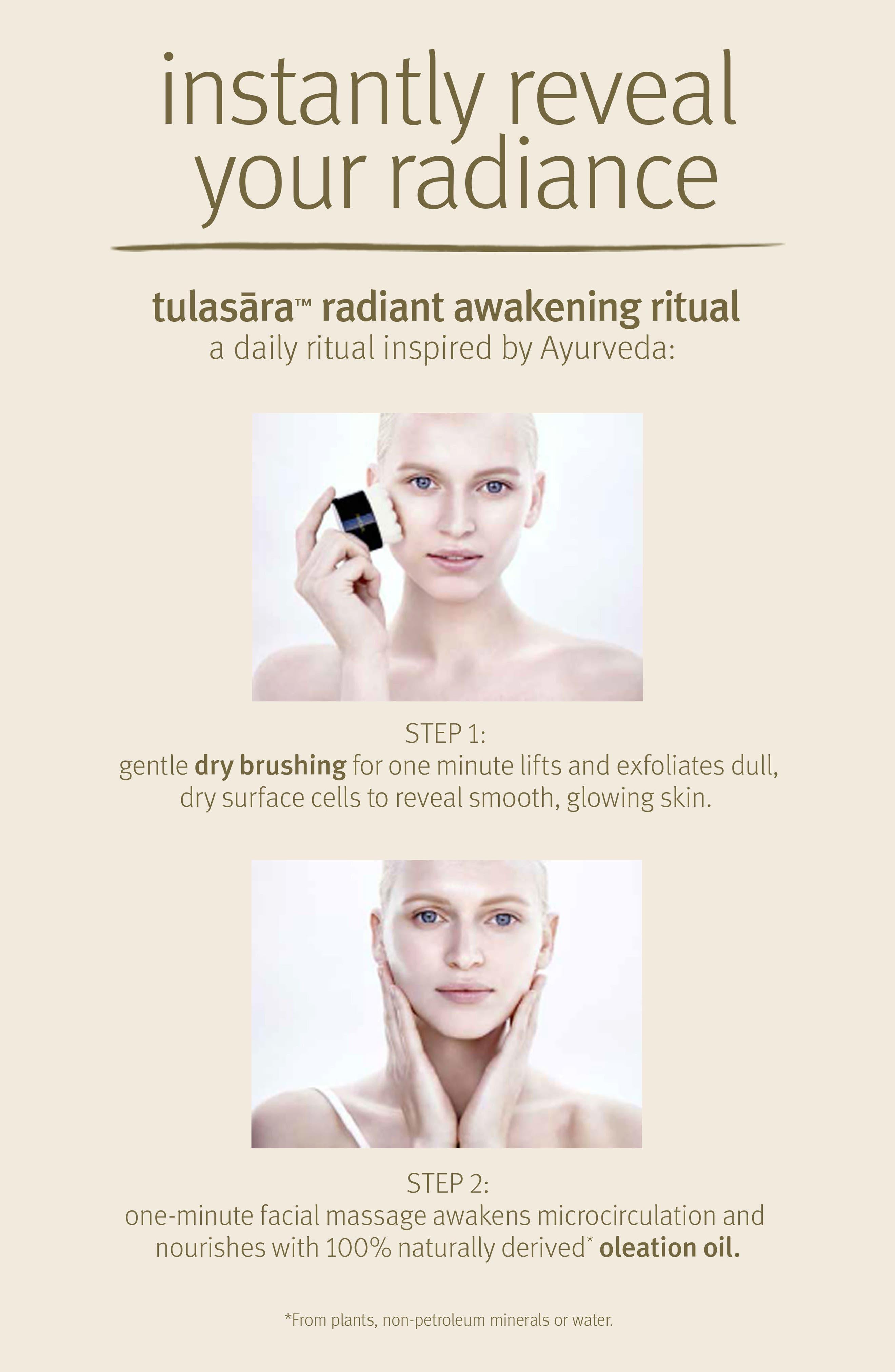 tulasara<sup>™</sup> Radiant Awakening Ritual Kit,                             Alternate thumbnail 3, color,                             No Color