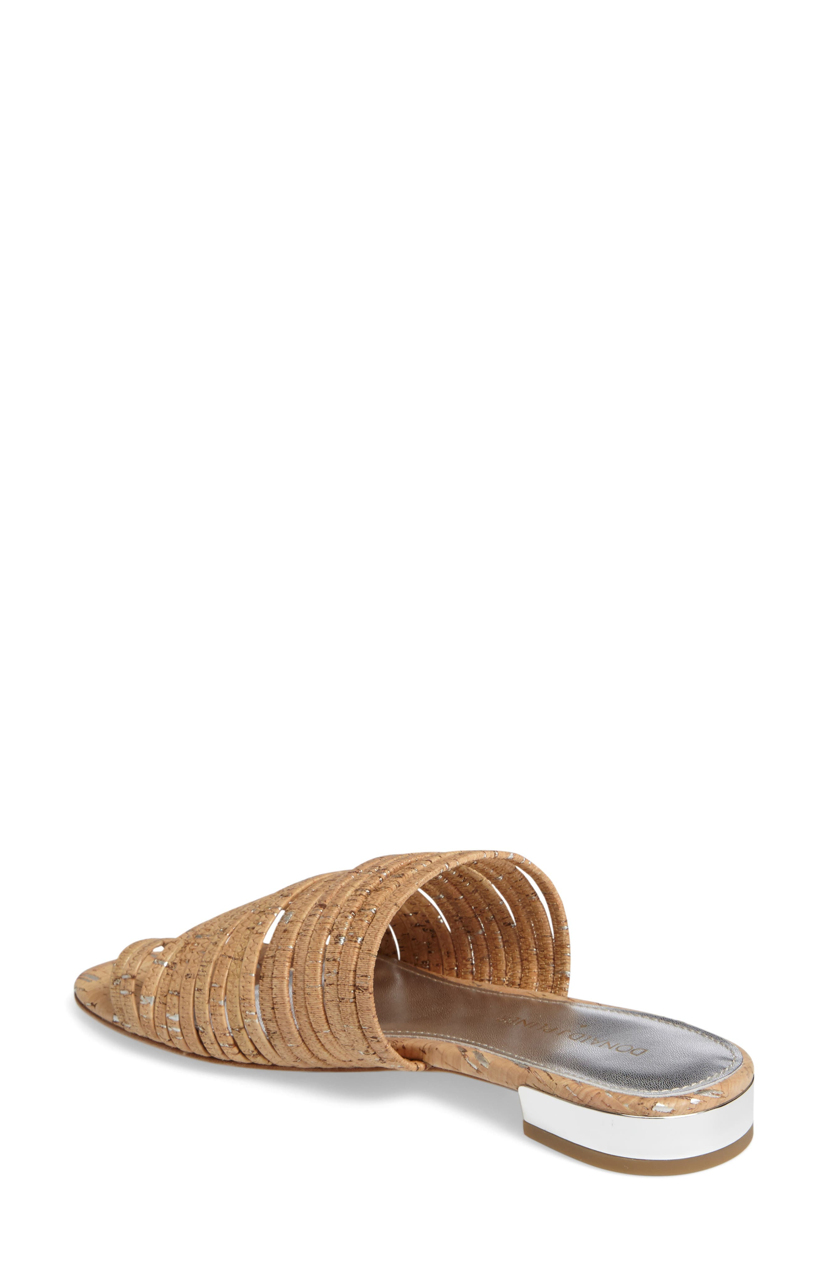 Frea Strappy Sandal,                             Alternate thumbnail 2, color,                             Natural Cork