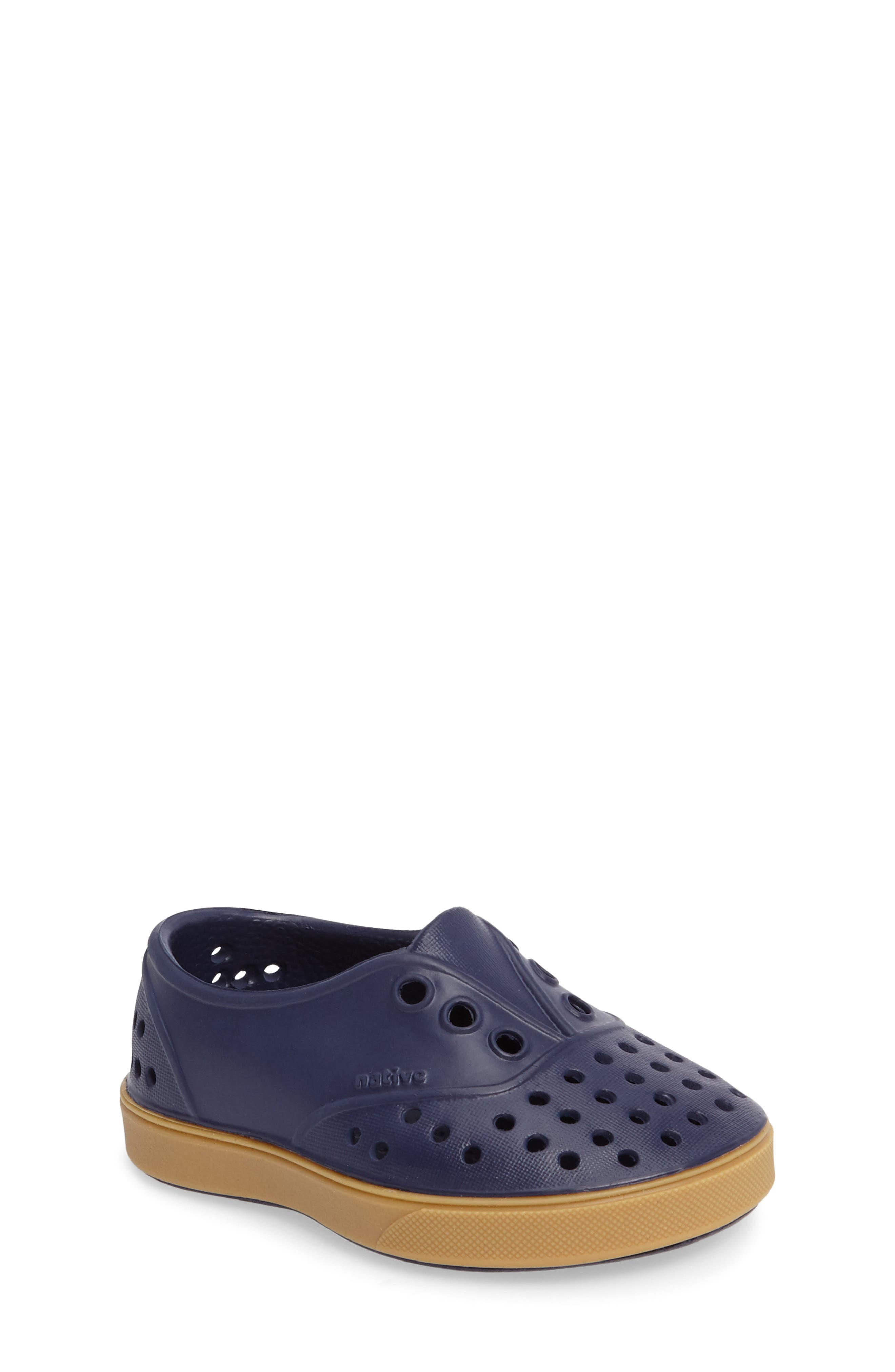 Native Shoes Miller Slip-On Sneaker (Walker, Toddler & Little Kid)