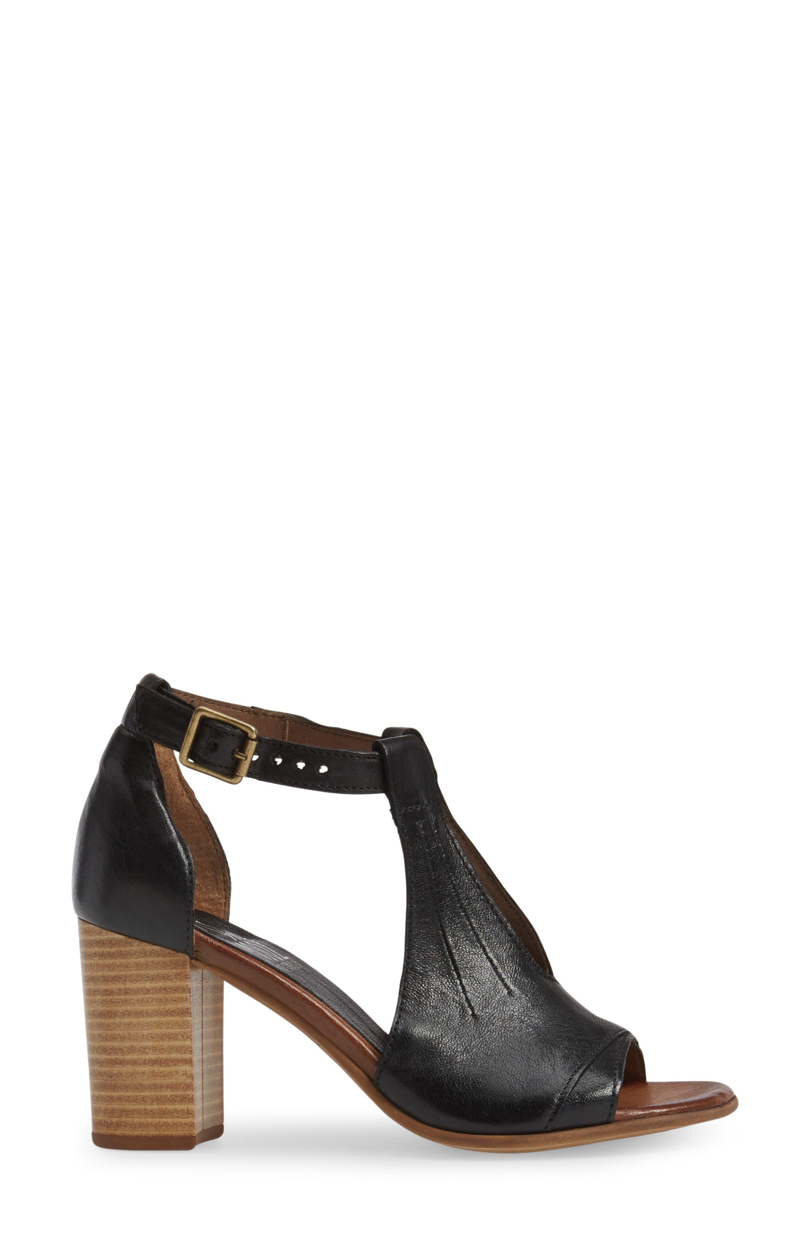 Alternate Image 3  - Miz Mooz Savannah T-Strap Strap Sandal (Women)