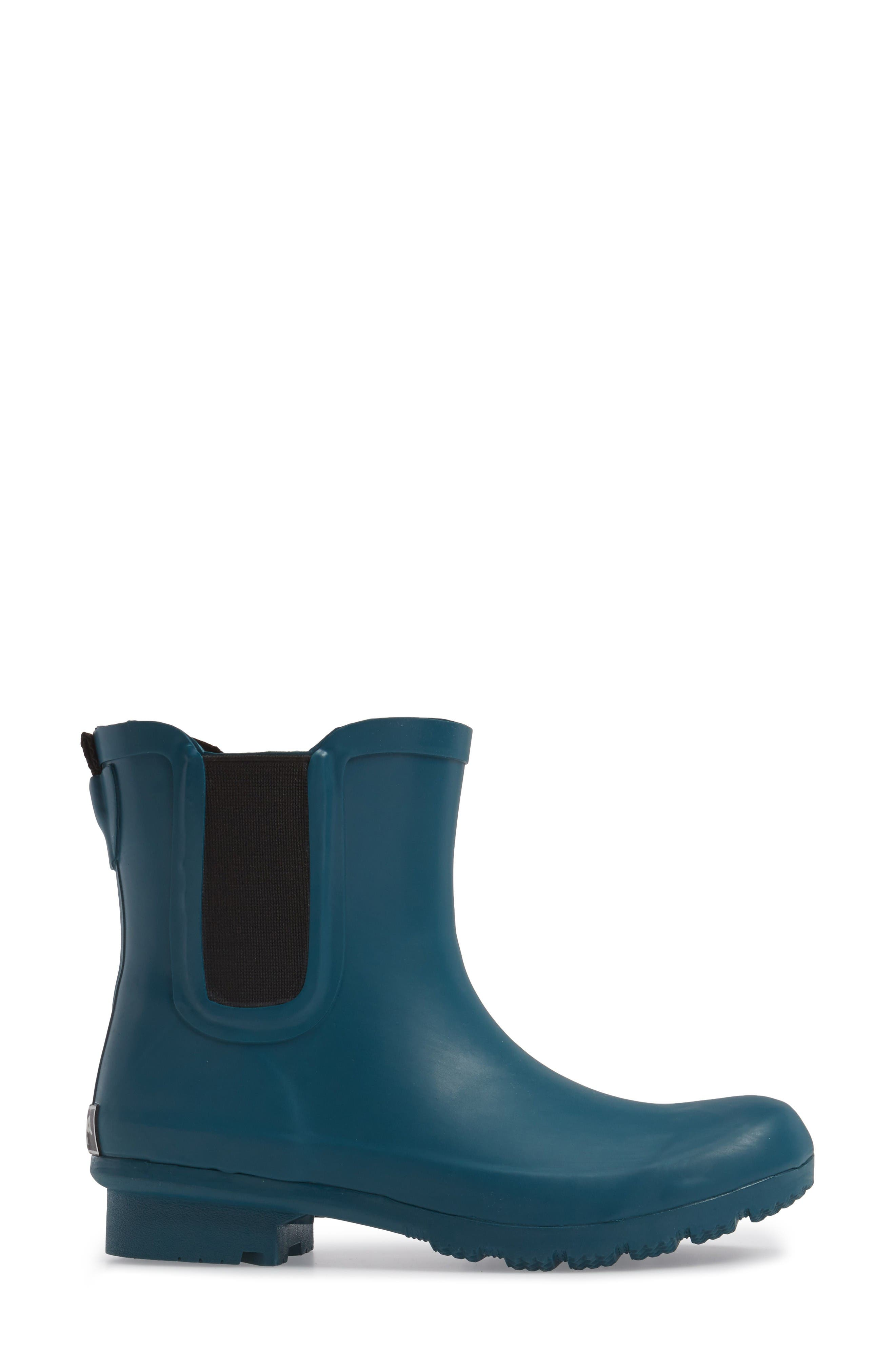 Alternate Image 3  - roma Waterproof Chelsea Boot (Women)