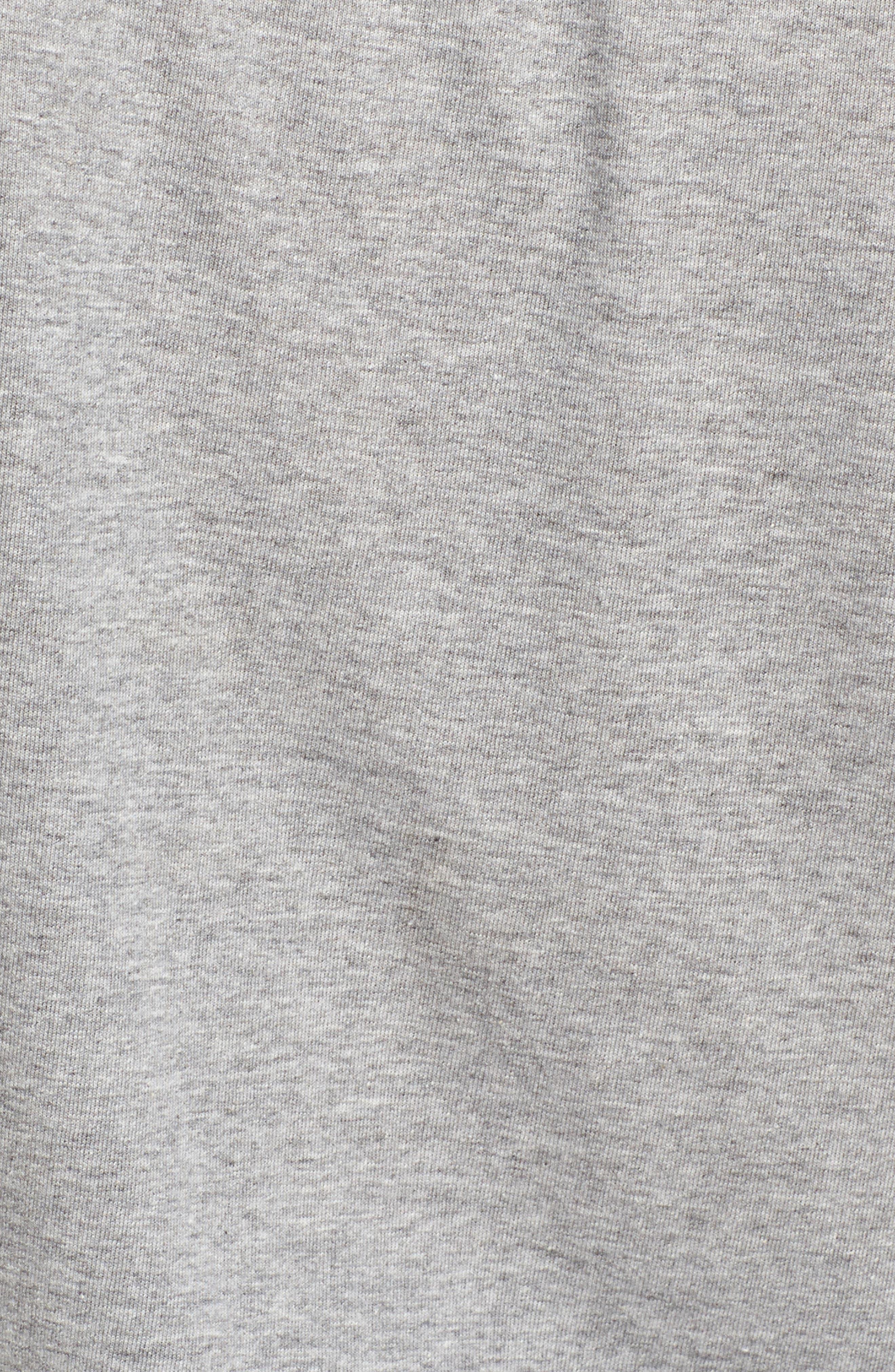 Wonder Woman Cotton Tank,                             Alternate thumbnail 5, color,                             Grey