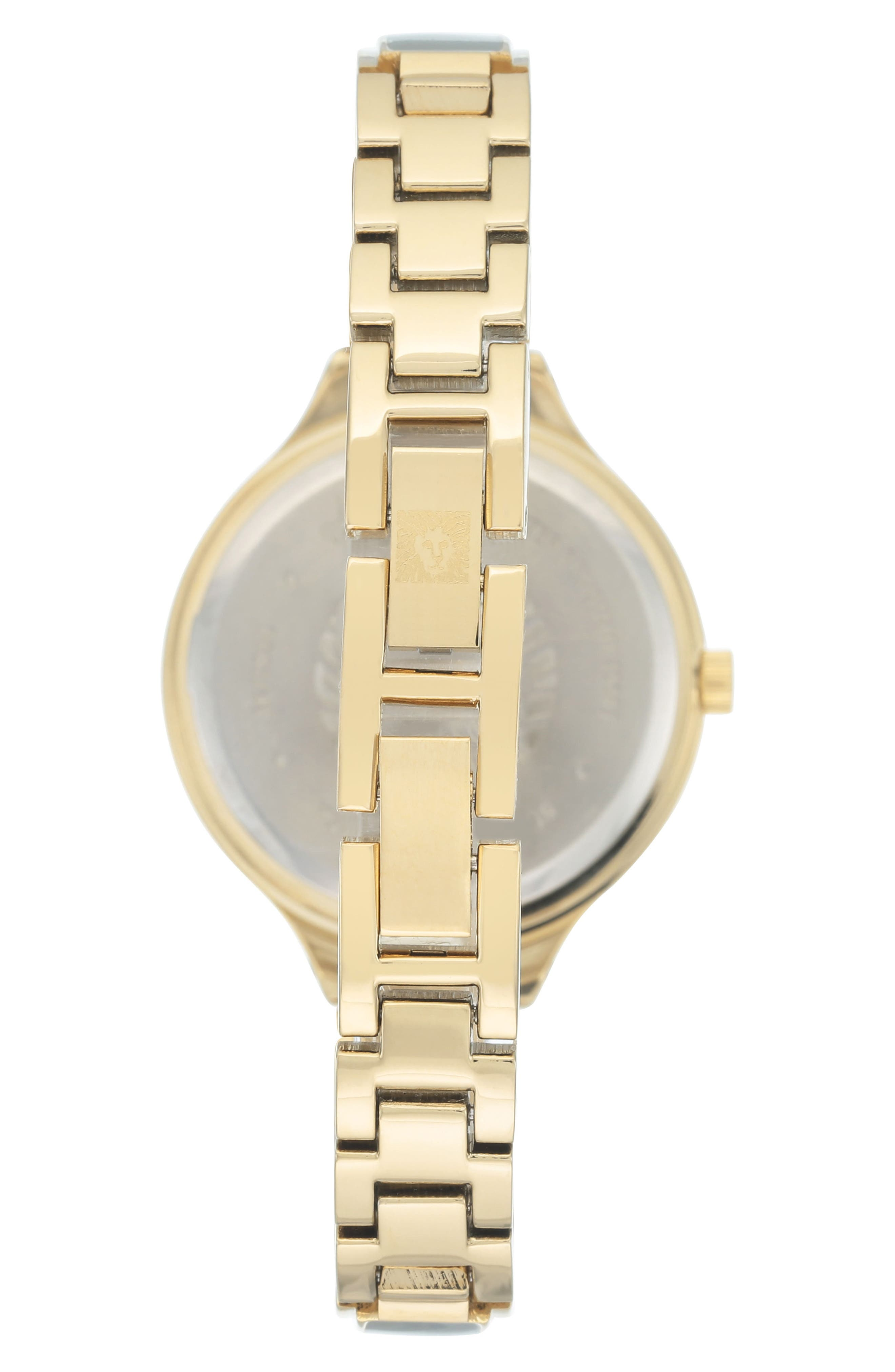 Alternate Image 2  - Anne Klein Enamel Bangle Watch, 32mm