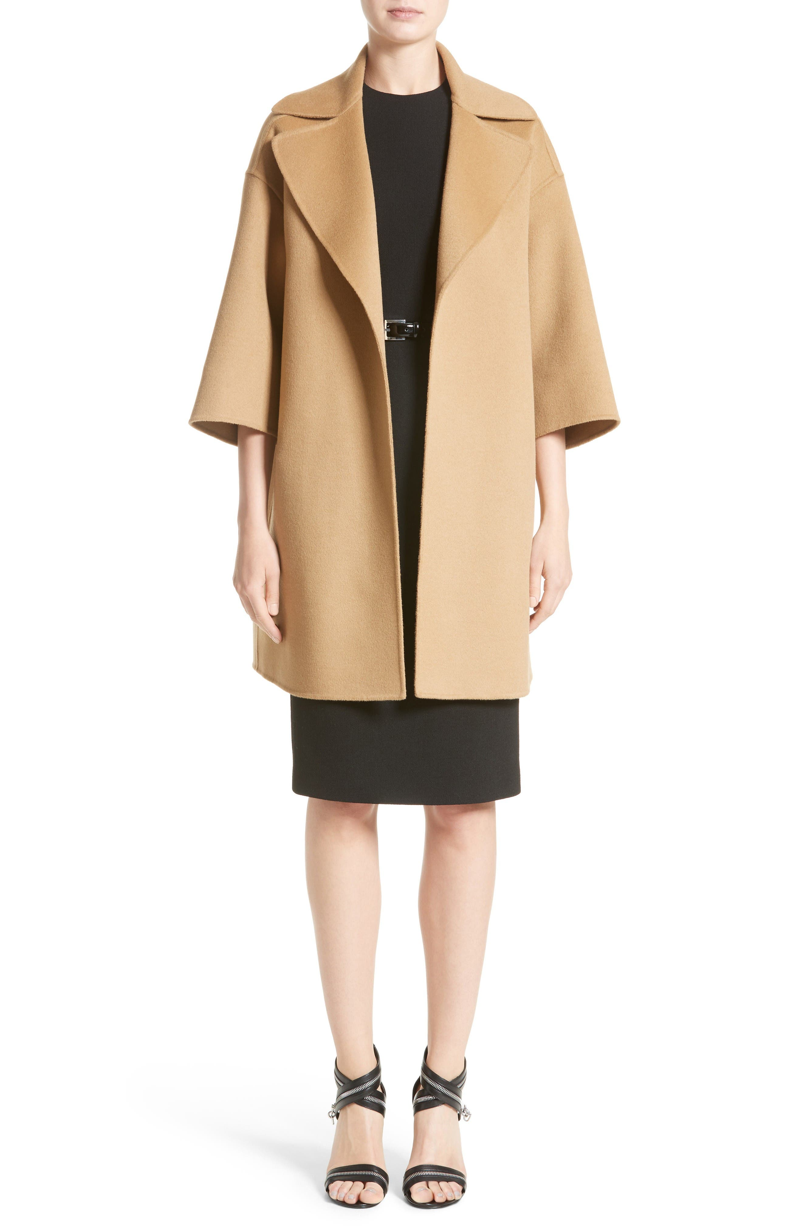 Alternate Image 7  - Michael Kors Wool Blend Coat