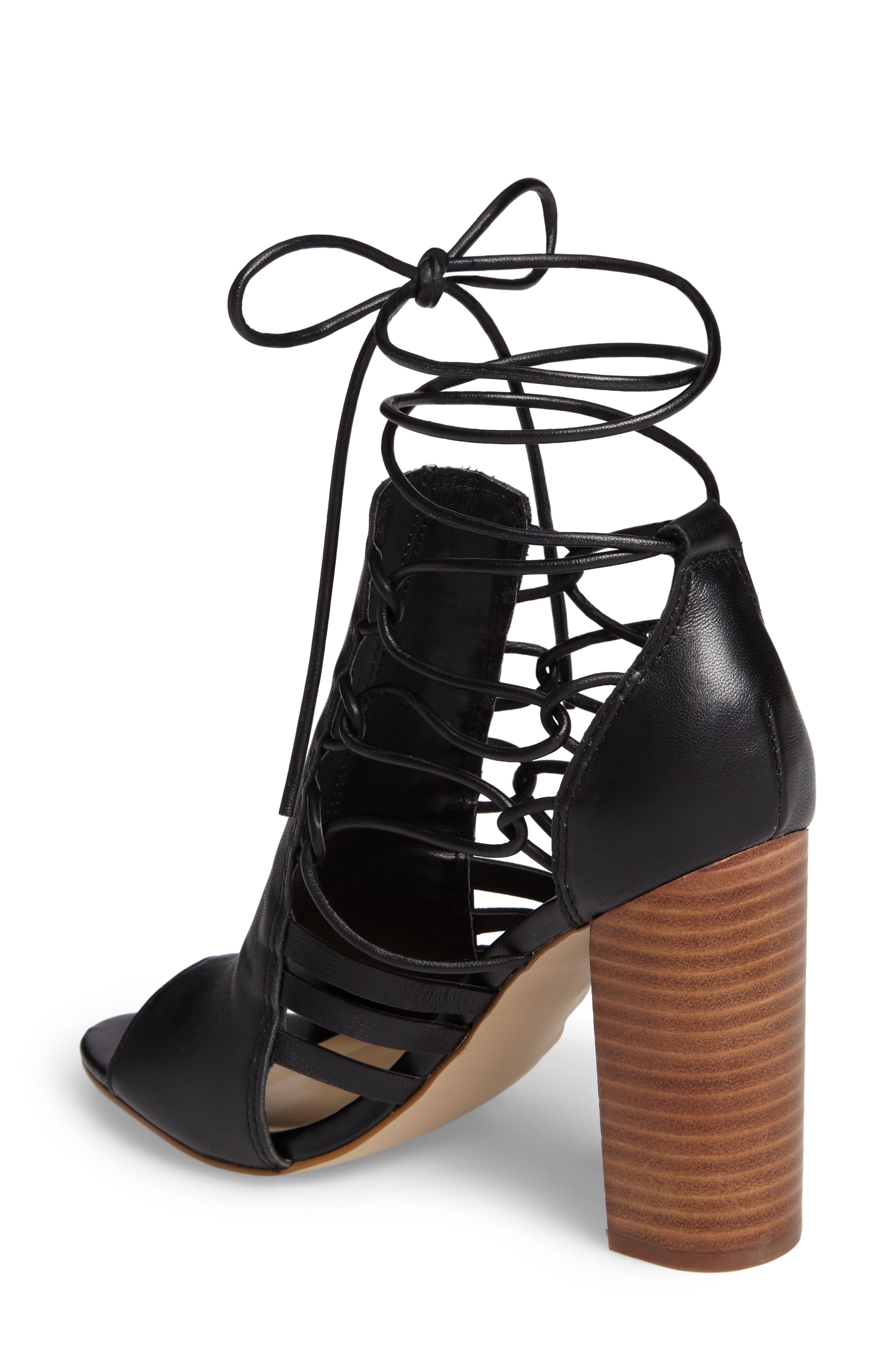 Alternate Image 2  - Sbicca Adette Ankle Tie Sandal (Women)