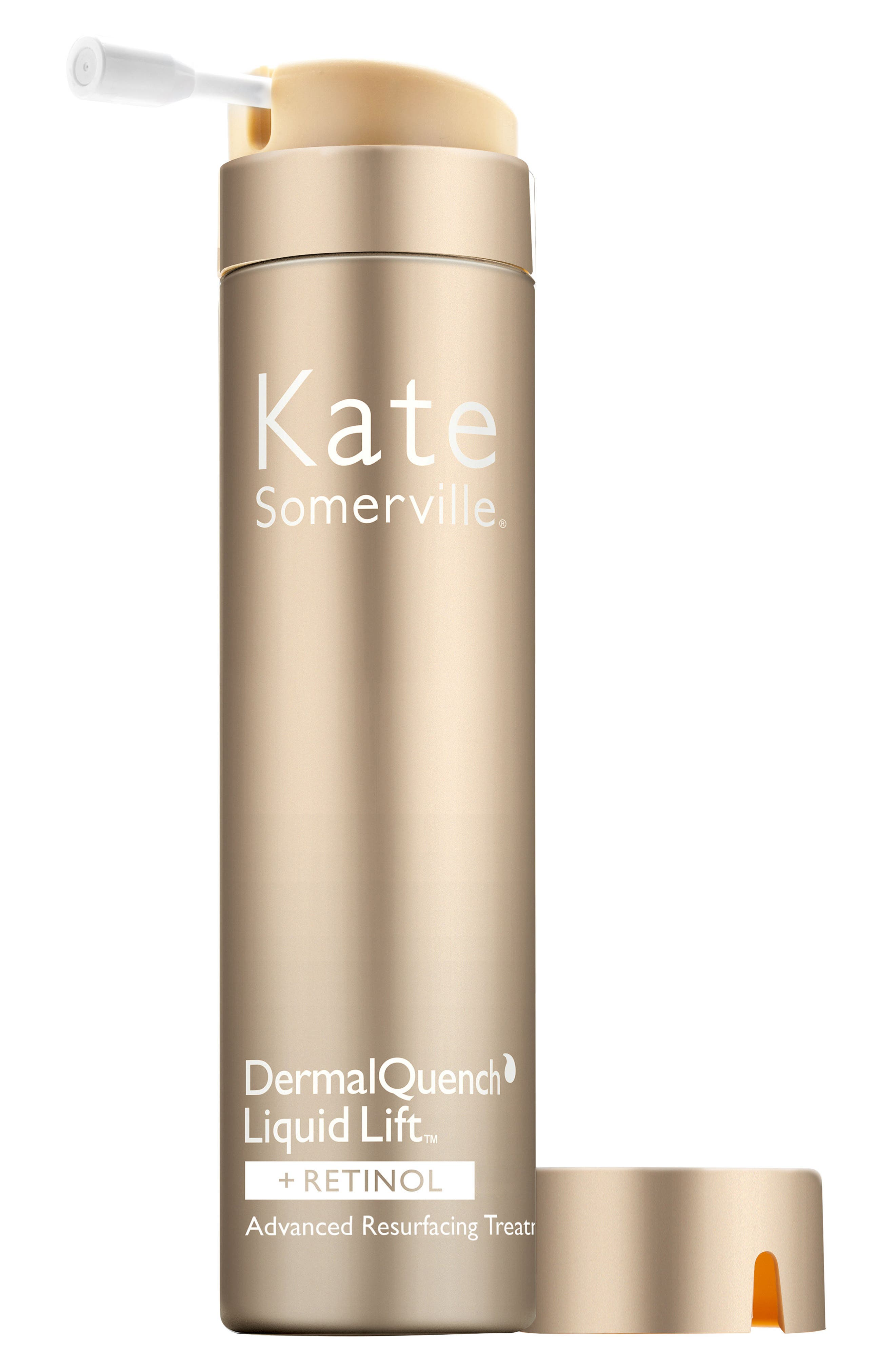 Alternate Image 4  - Kate Somerville® DermalQuench Liquid Lift™ + Retinol Advanced Resurfacing Treatment