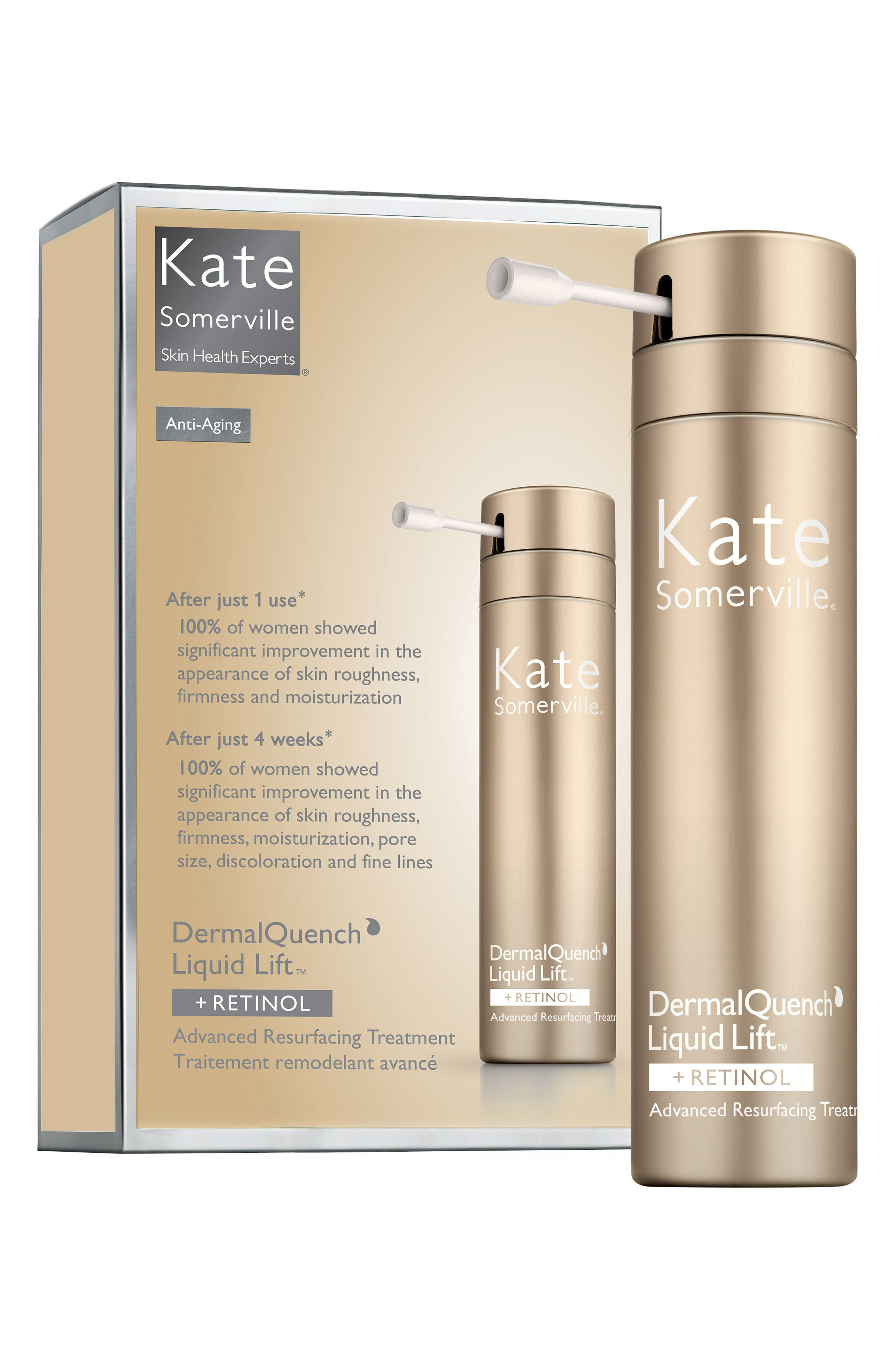 Alternate Image 5  - Kate Somerville® DermalQuench Liquid Lift™ + Retinol Advanced Resurfacing Treatment