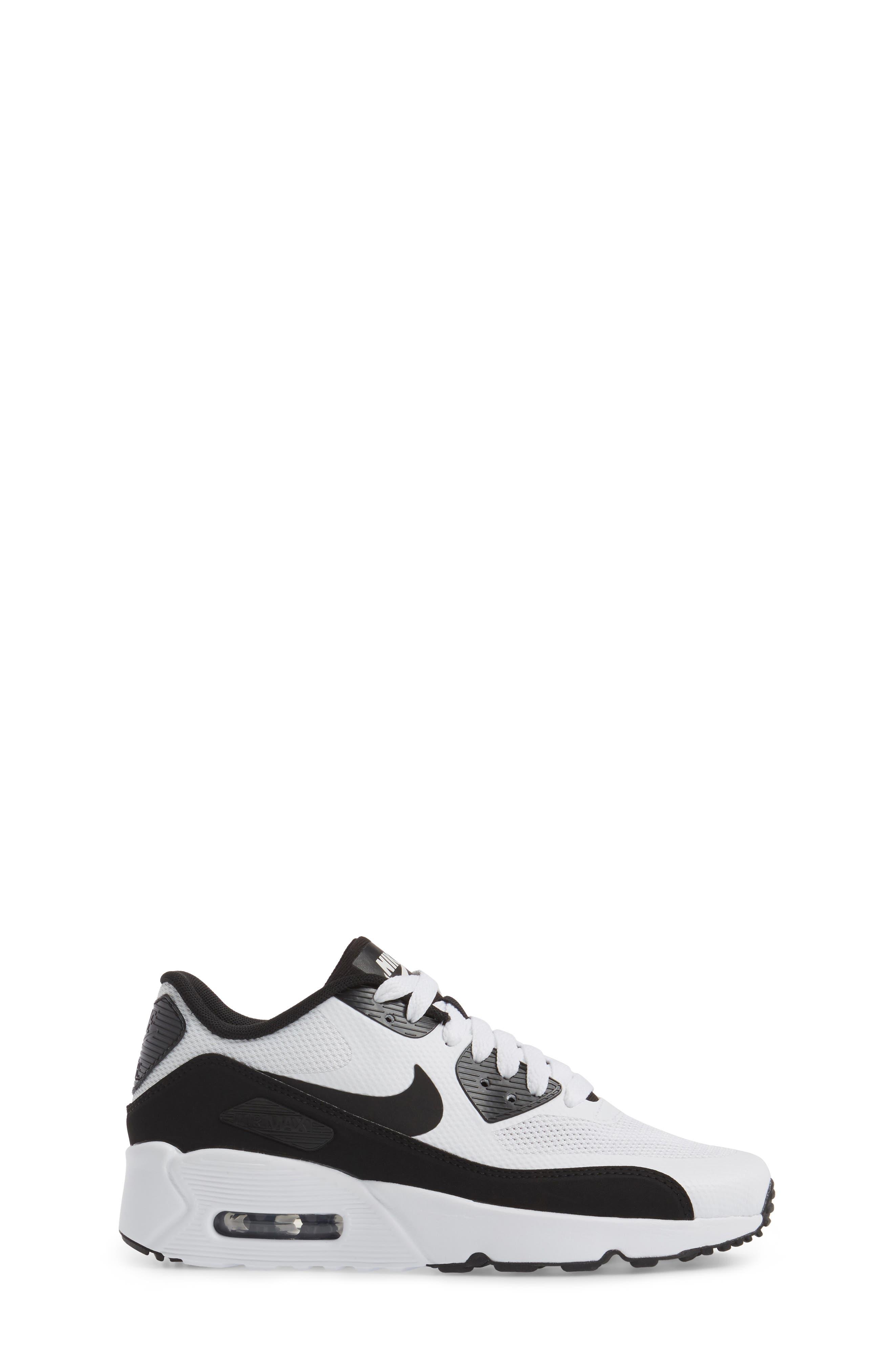 Alternate Image 3  - Nike Air Max 90 Ultra 2.0 Sneaker (Big Kid)