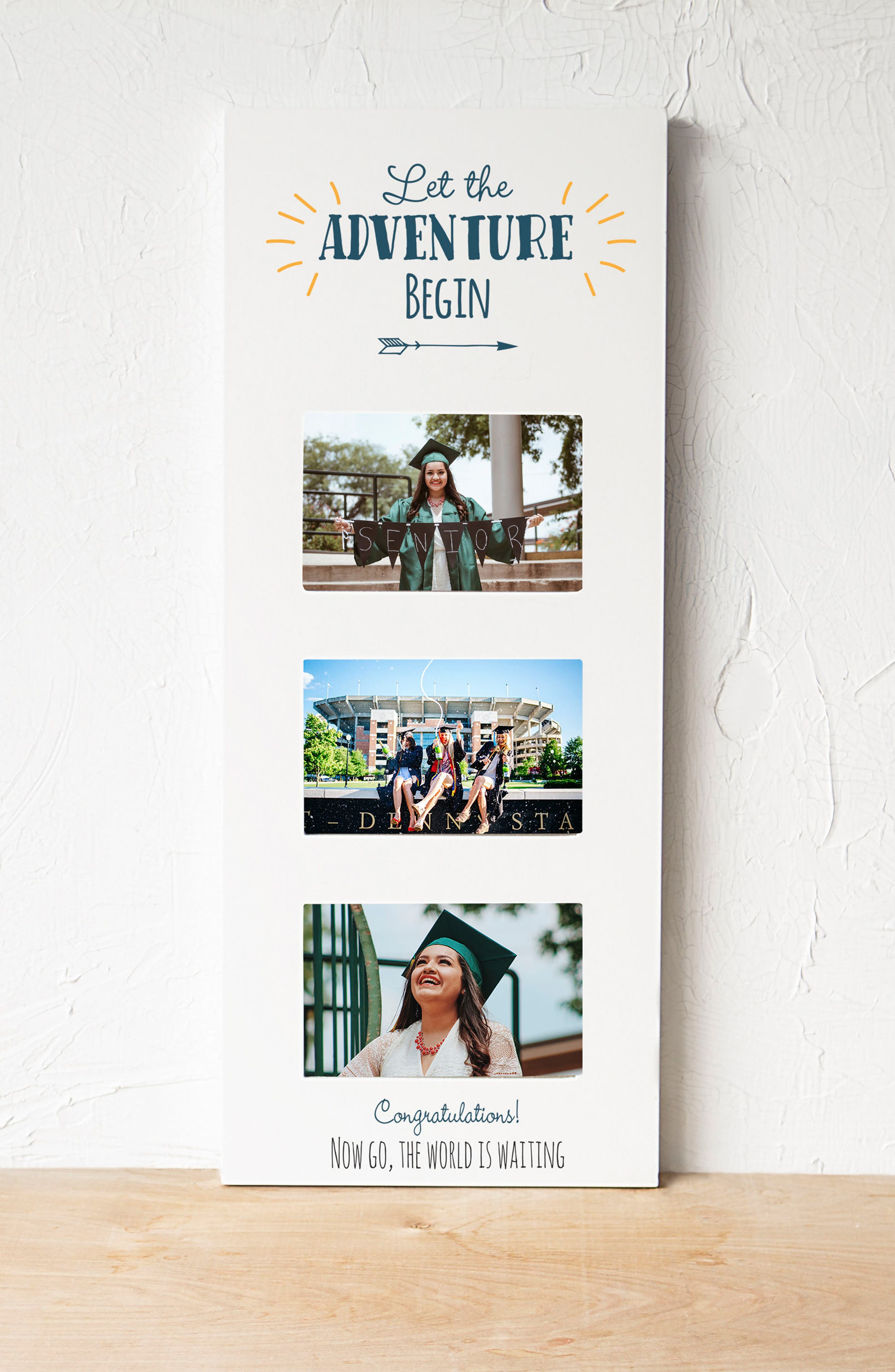 Alternate Image 2  - Cathy's Concepts Graduation Picture Frame