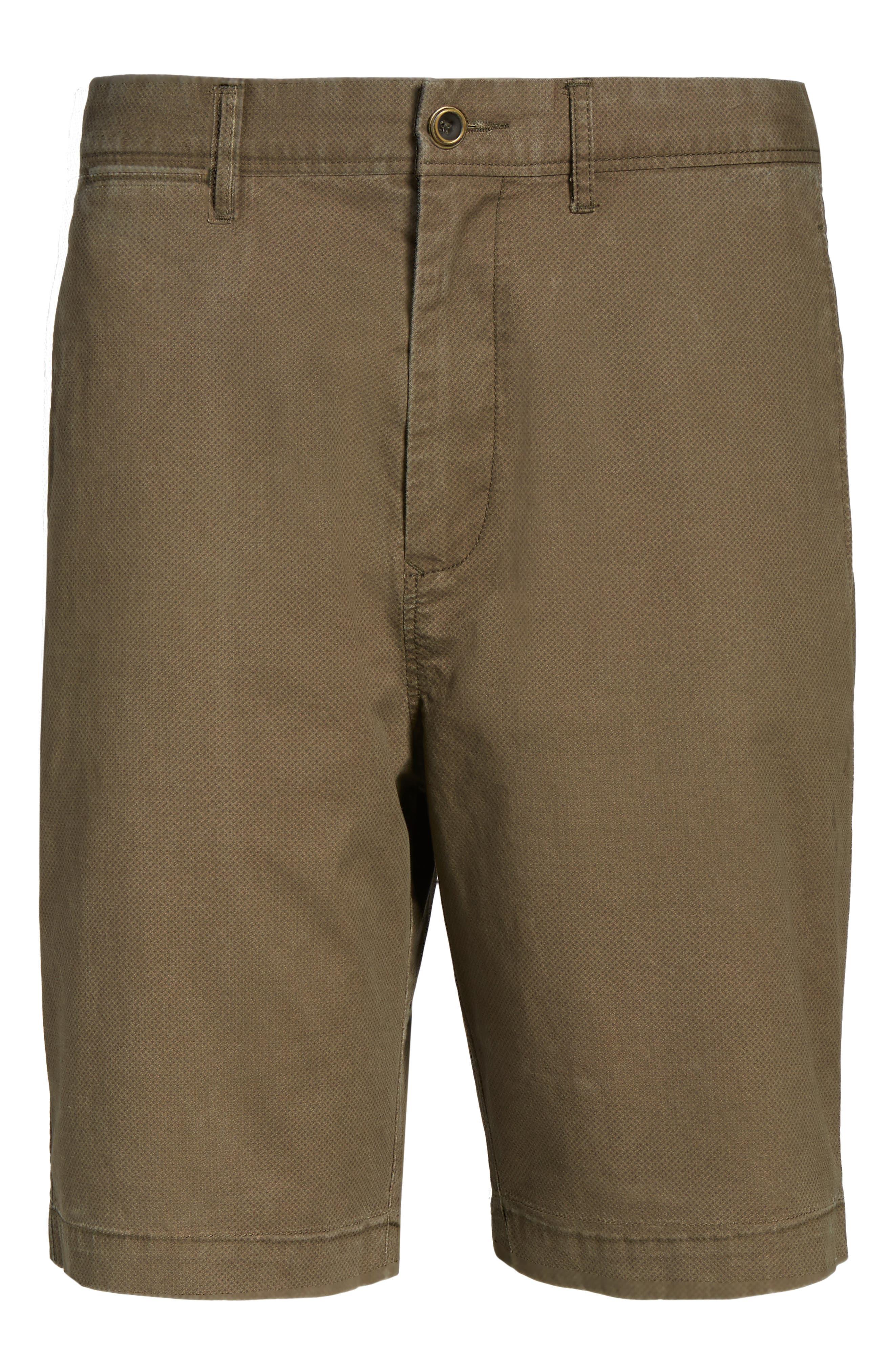 Benneydale Shorts,                             Alternate thumbnail 6, color,                             Olive