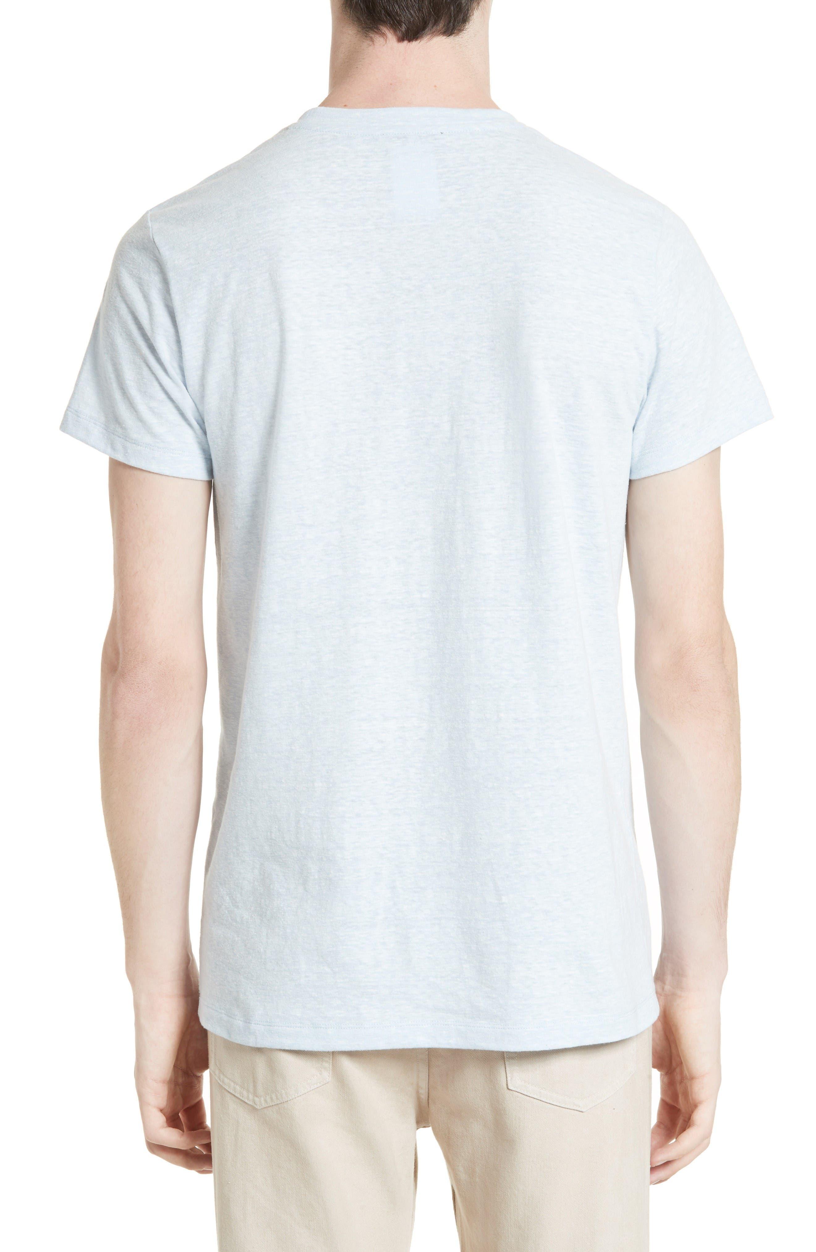 Jimmy T-Shirt,                             Alternate thumbnail 2, color,                             Blue