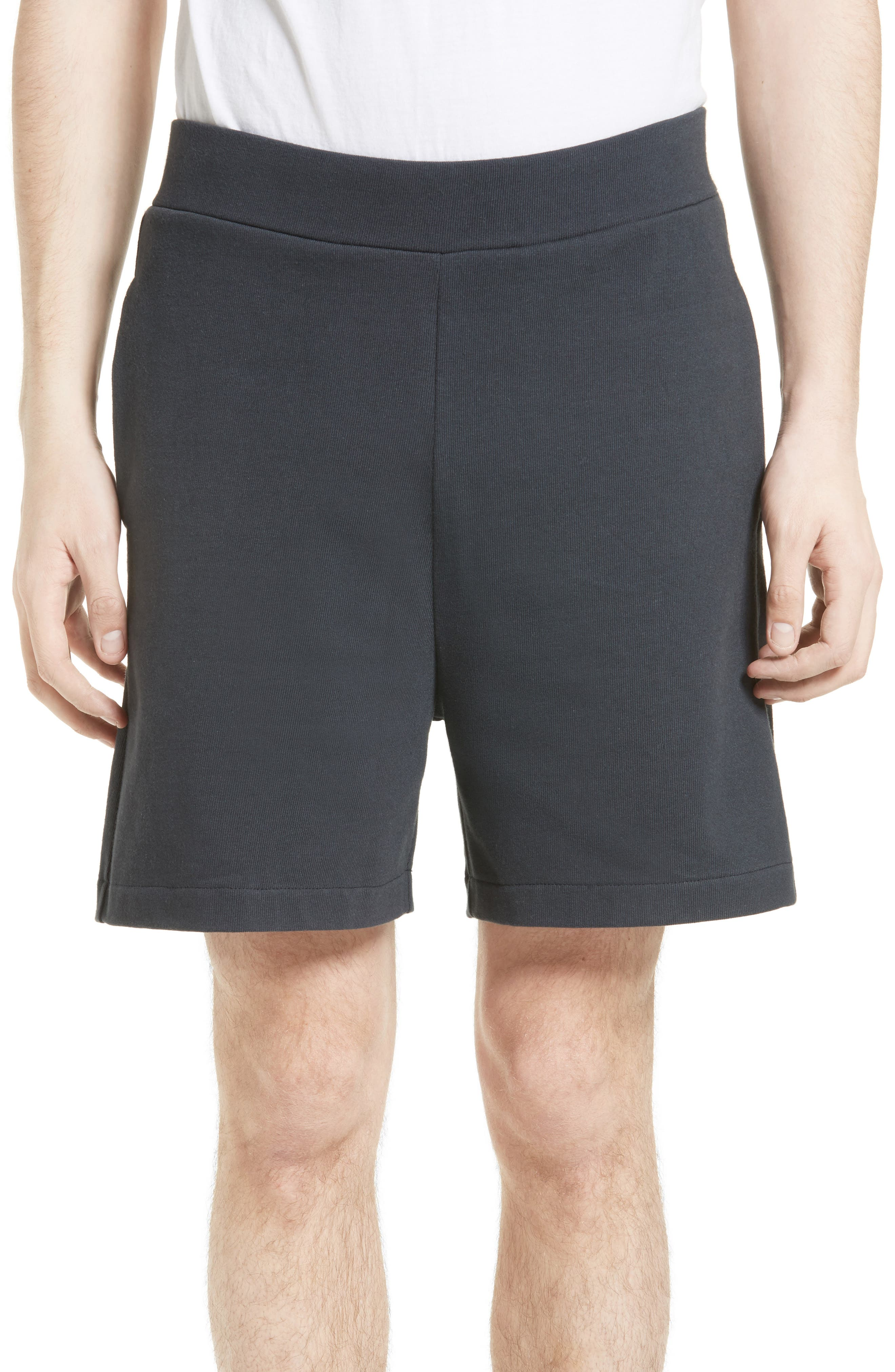 Alternate Image 1 Selected - A.P.C. Green Park Jersey Shorts