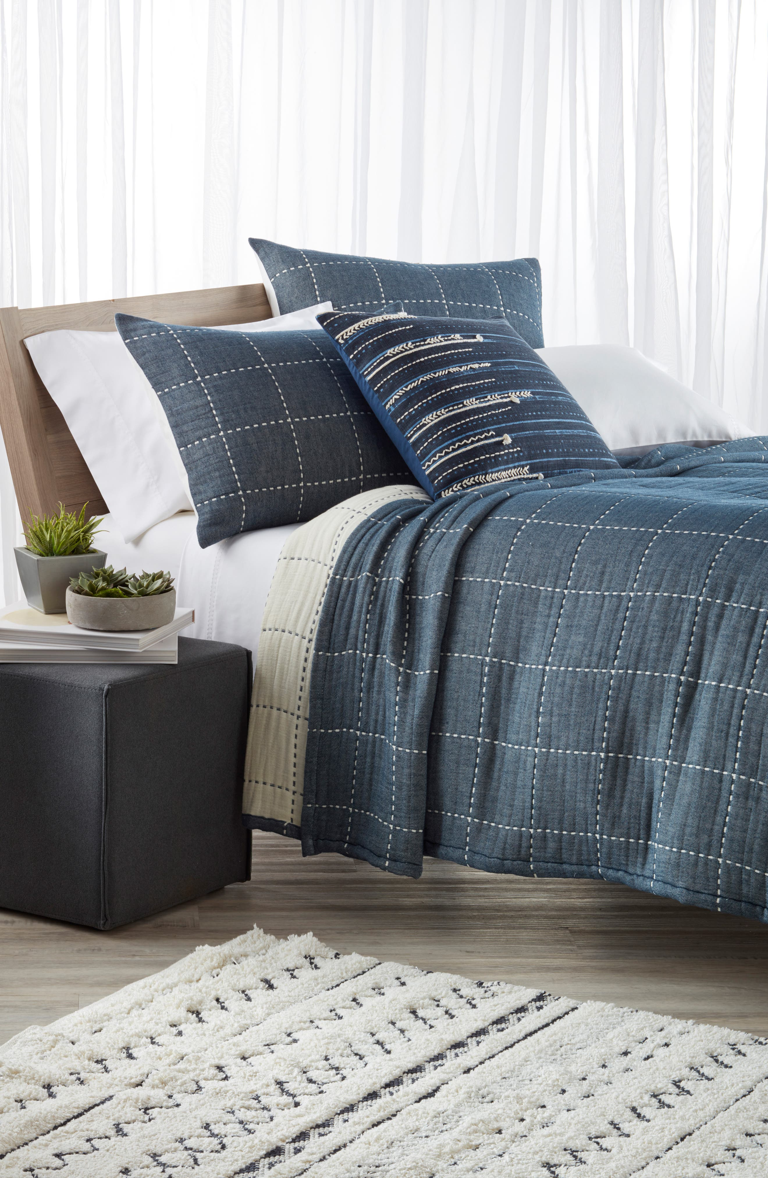 Levtex Windowpane Bedding Collection