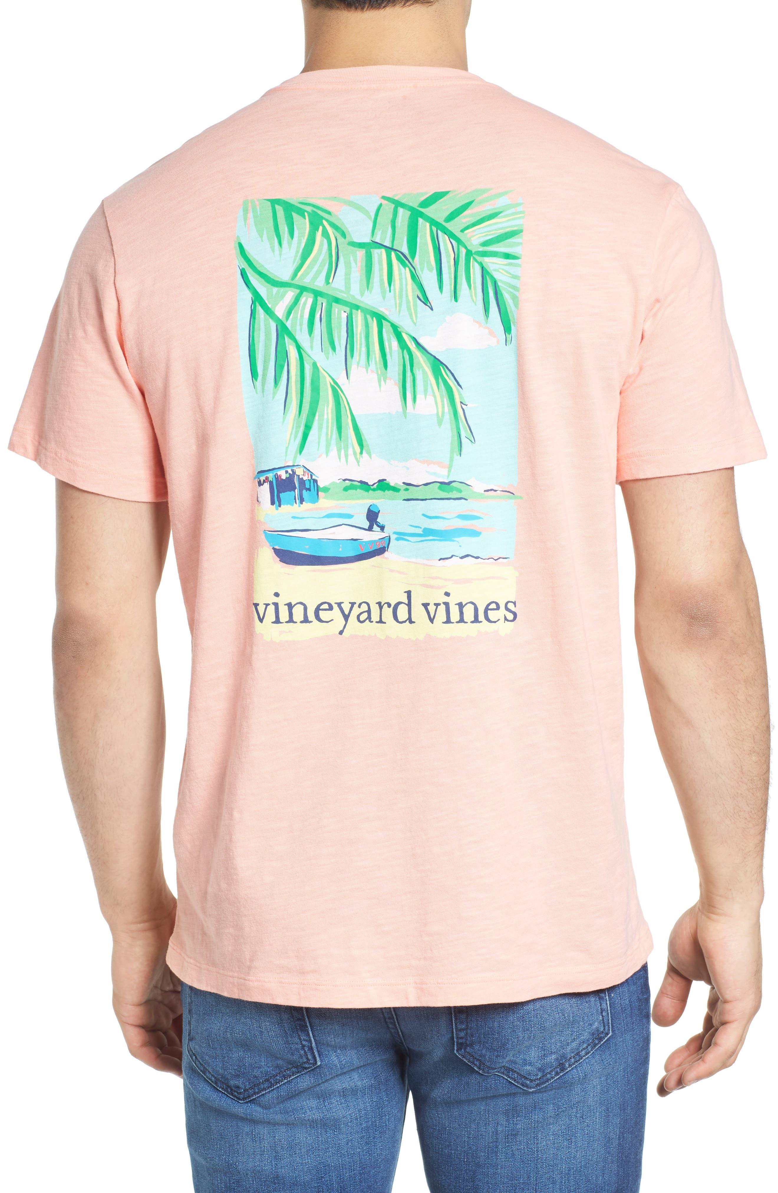 VINEYARD VINES Beach Graphic T-Shirt