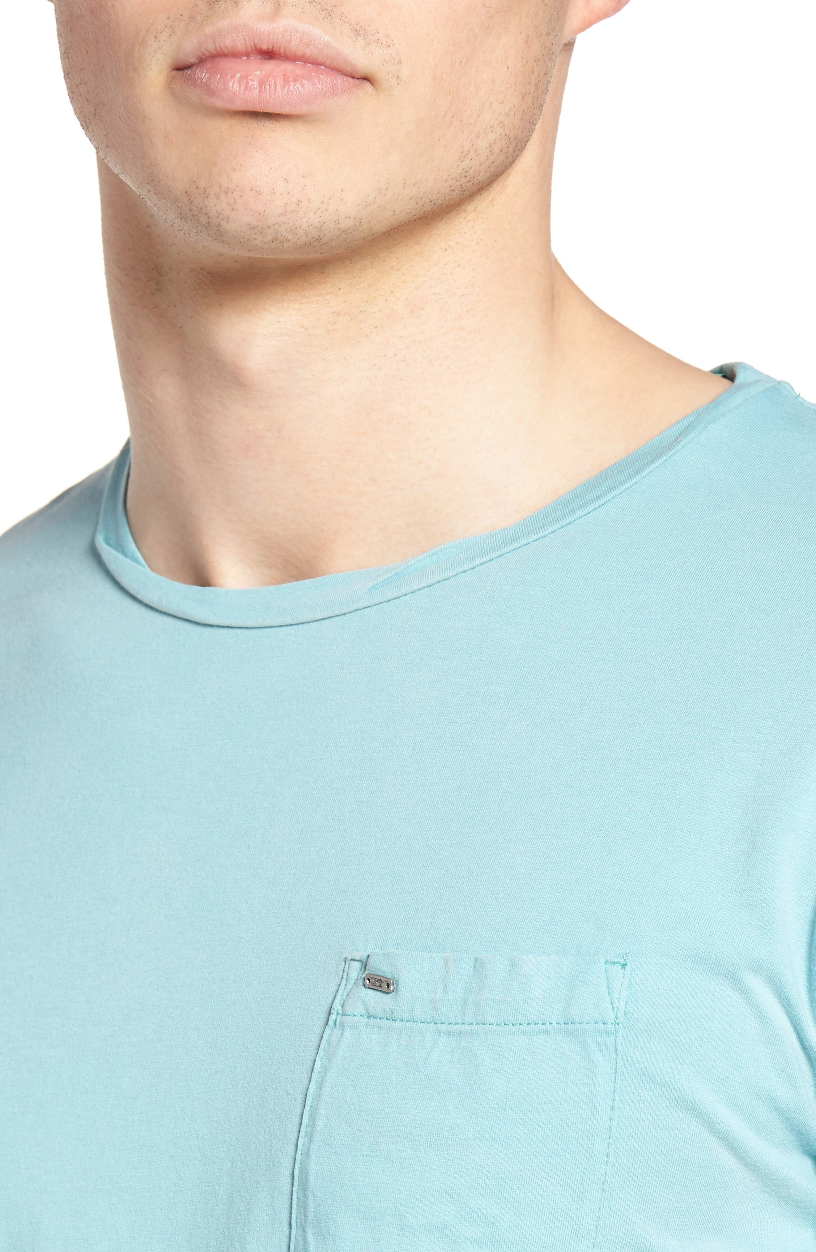Alternate Image 4  - Scotch & Soda Pocket T-Shirt