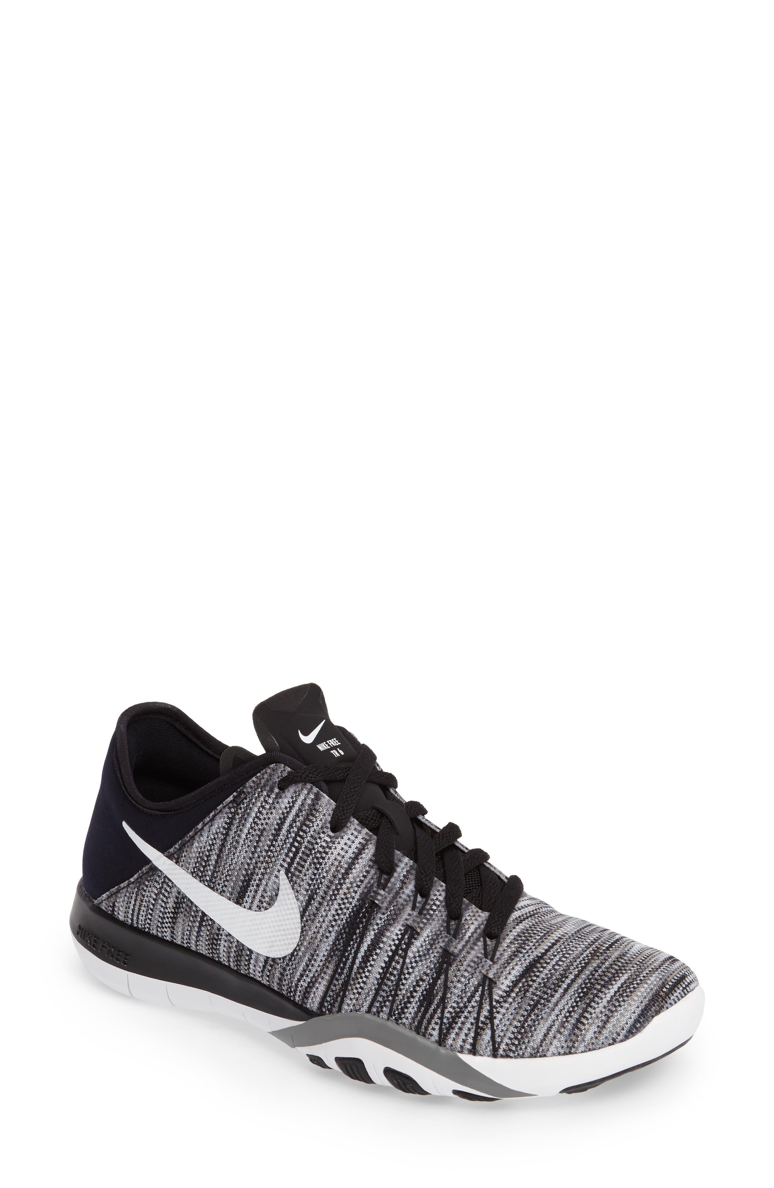 Main Image - Nike Free TR 6 AMP Training Shoe (Women)