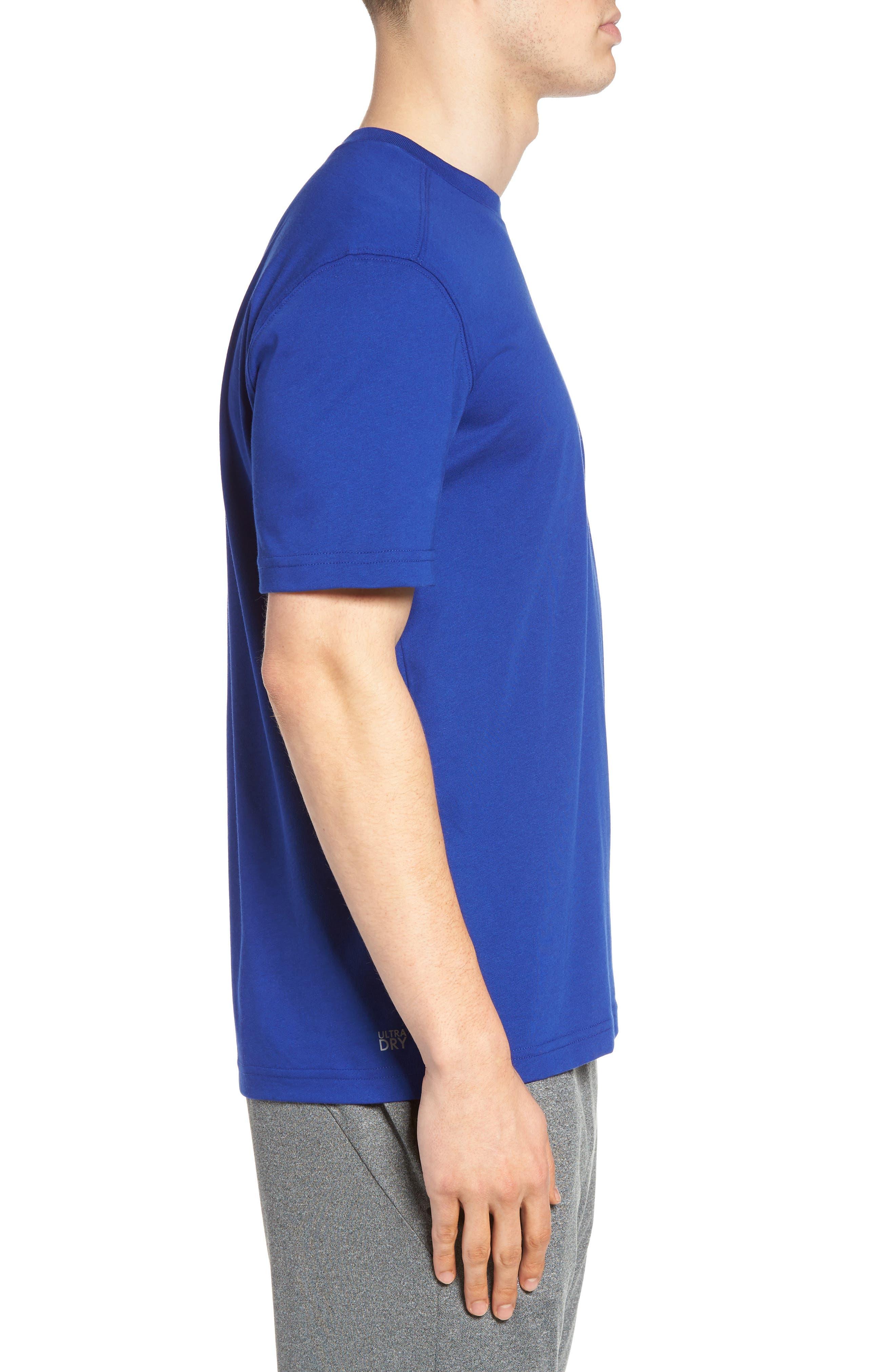 Alternate Image 3  - Lacoste'Sport' Cotton Jersey T-Shirt