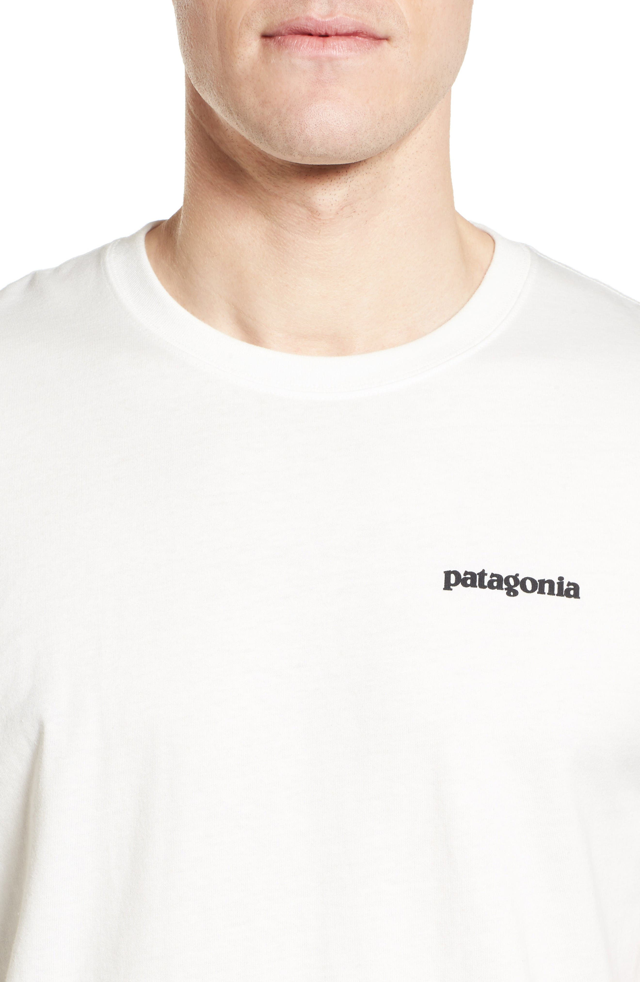 Alternate Image 4  - Patagonia Fitz Roy Tarpon Regular Fit T-Shirt