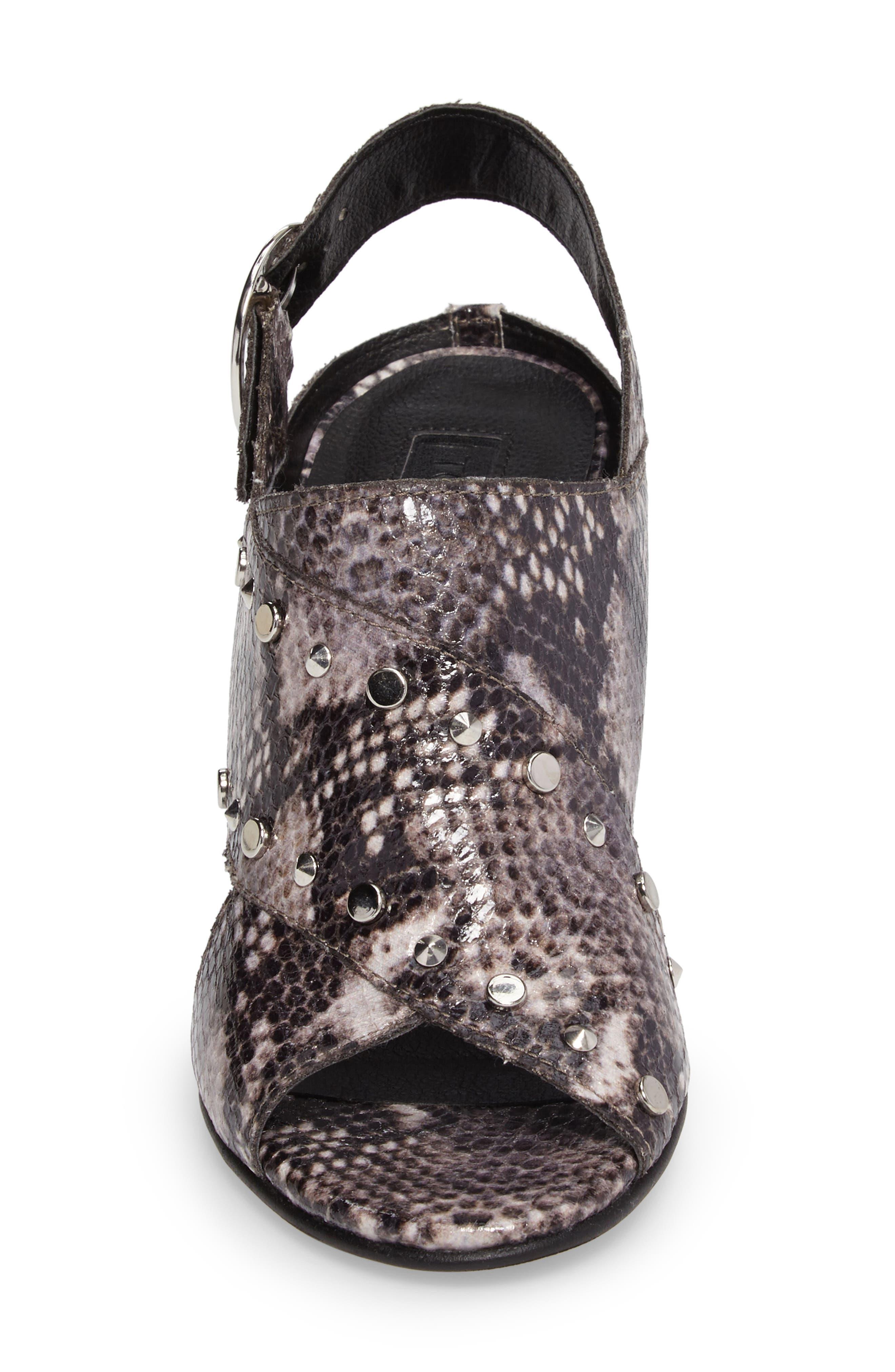 Alternate Image 4  - Topshop Nixie Block Heel Sandal (Women)
