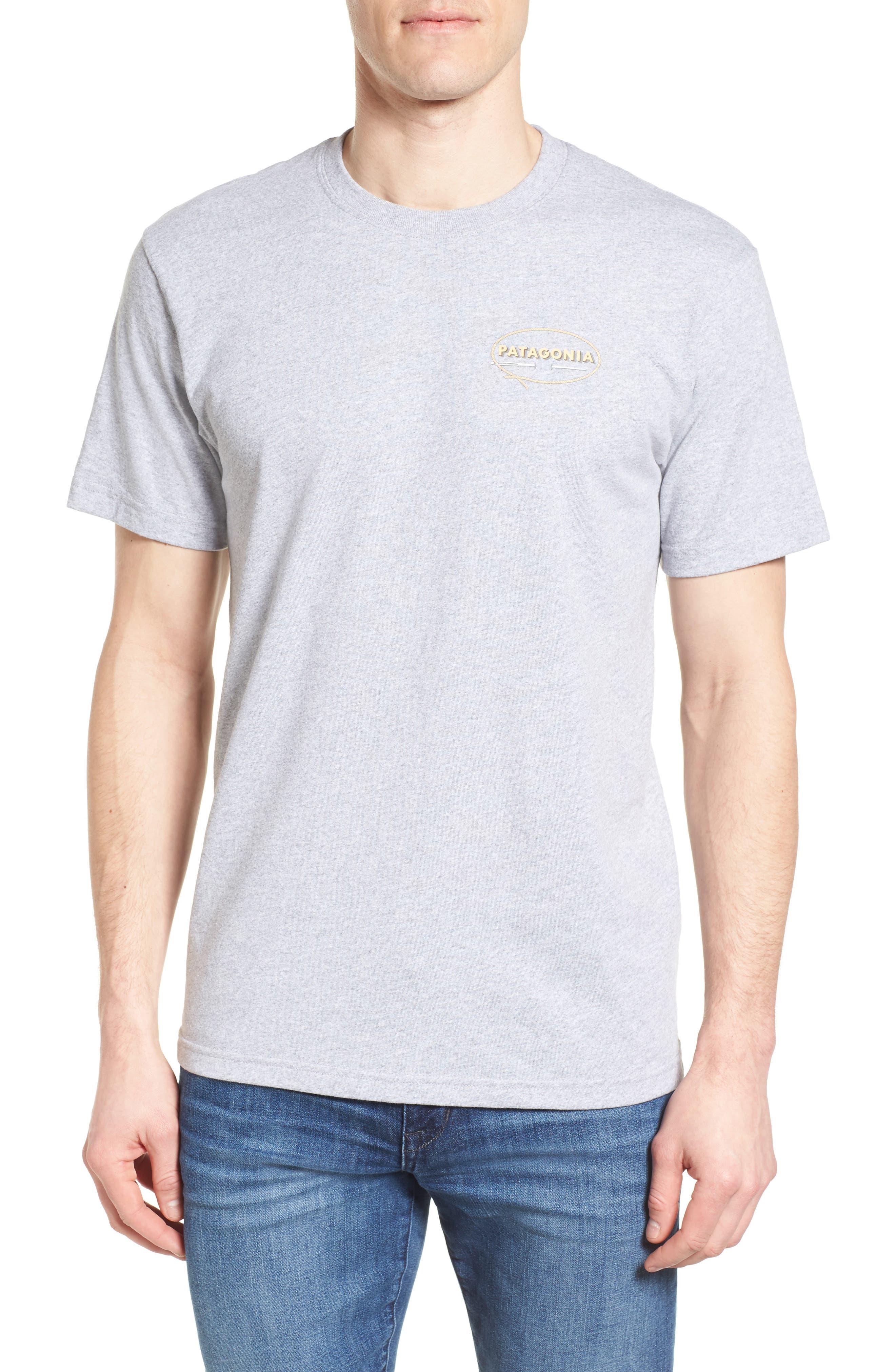 PATAGONIA Worn Wear Responsibili-Tee<sup>®</sup> Regular Fit T-Shirt