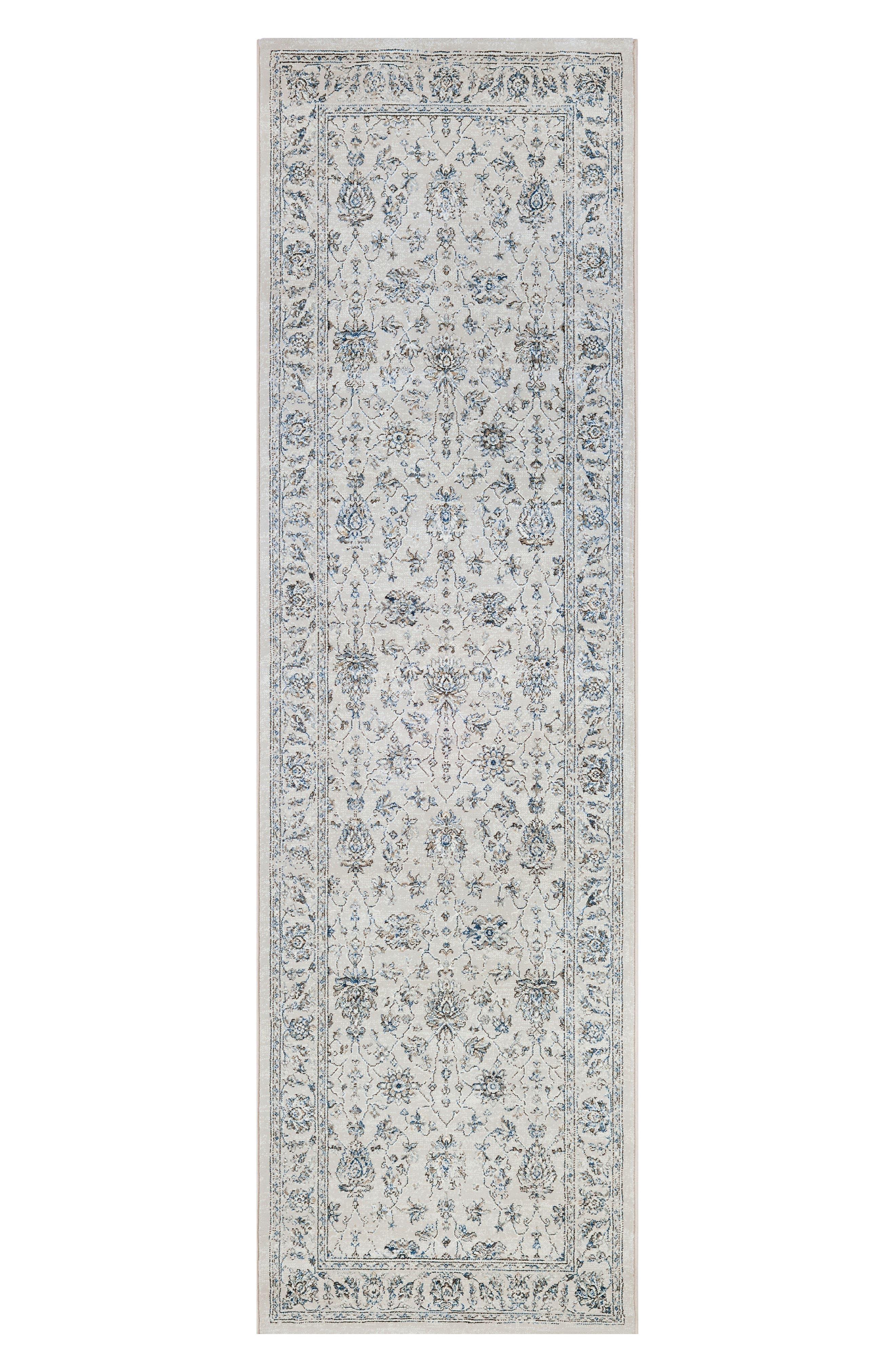 Mashhad Indoor/Outdoor Rug,                             Alternate thumbnail 2, color,                             Grey