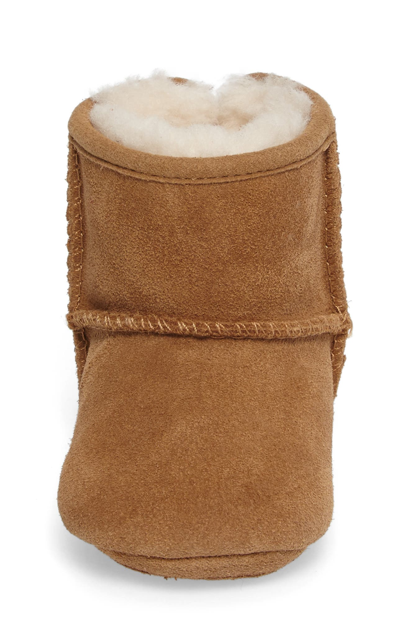 Alternate Image 4  - UGG® Jesse Bow II Dots Boot (Baby & Walker)