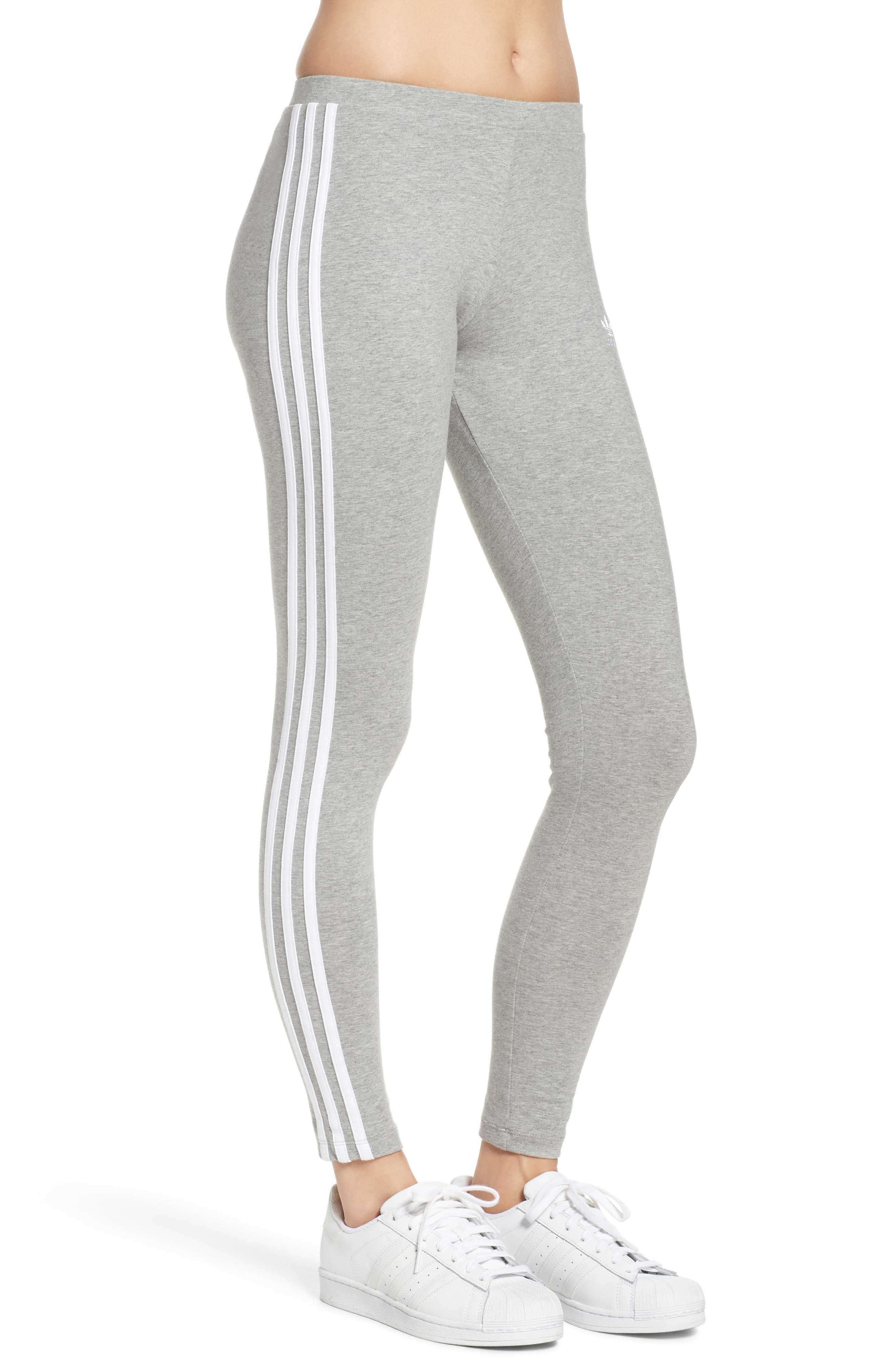 Alternate Image 4  - adidas Originals Logo Leggings