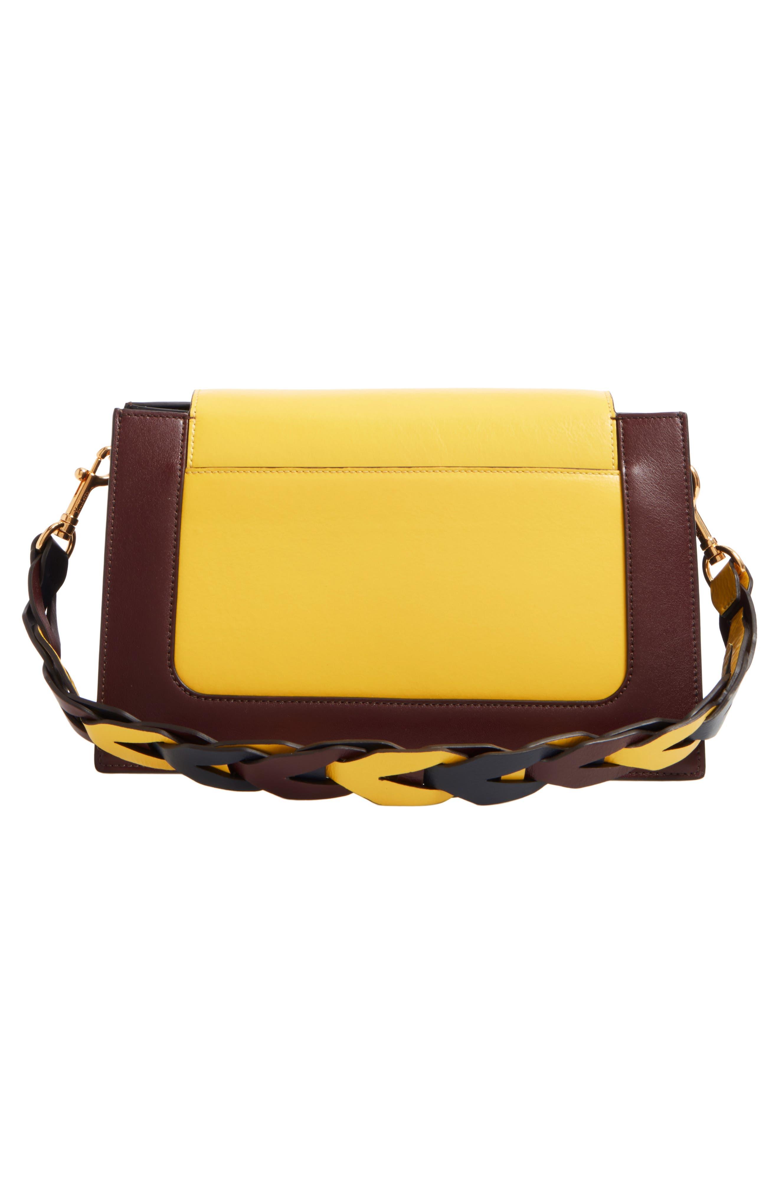 Alternate Image 3  - Mulberry Pembroke Color Block Leather Shoulder Bag