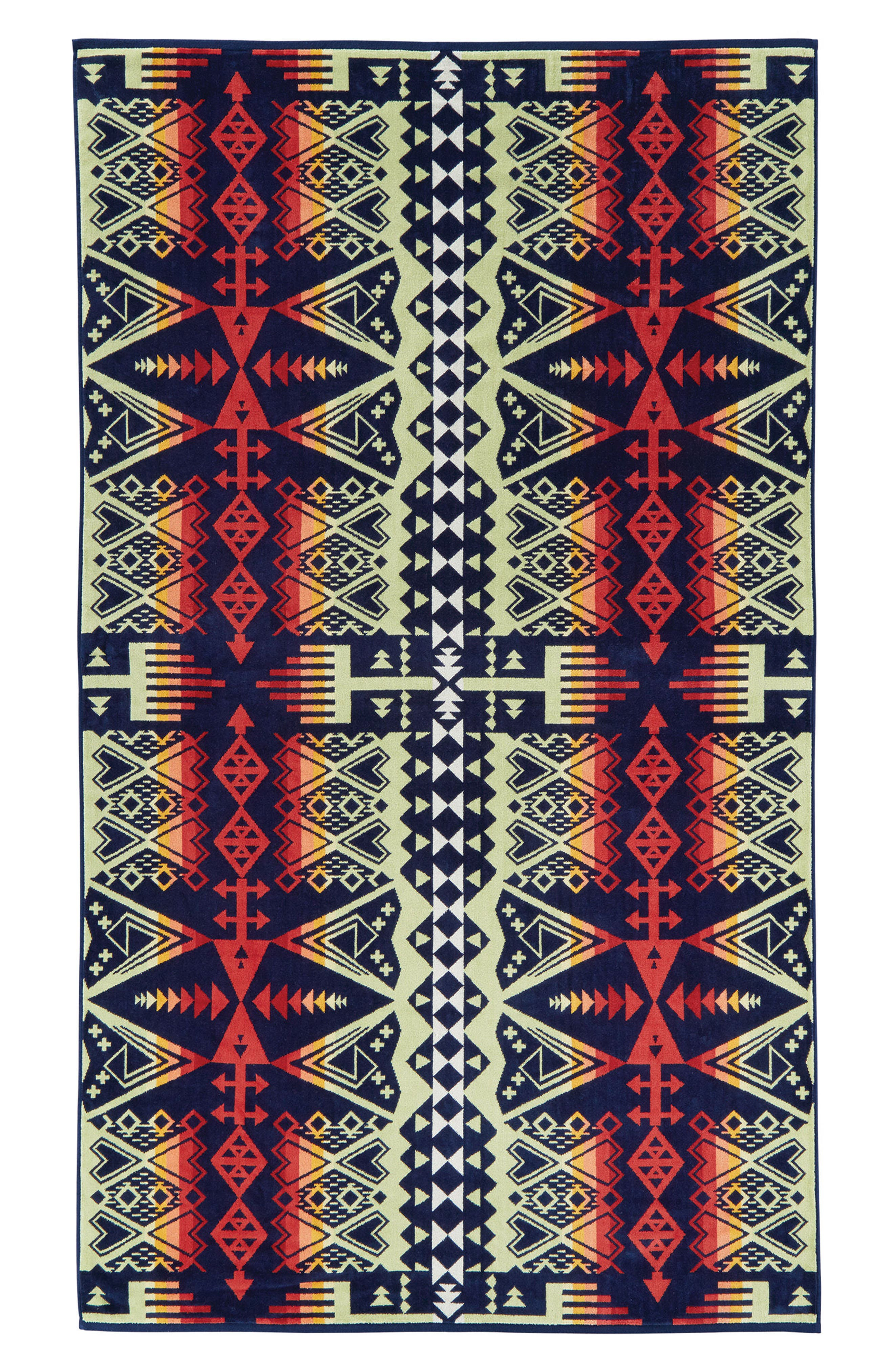 Pendleton Arrow Revival Jacquard Towel