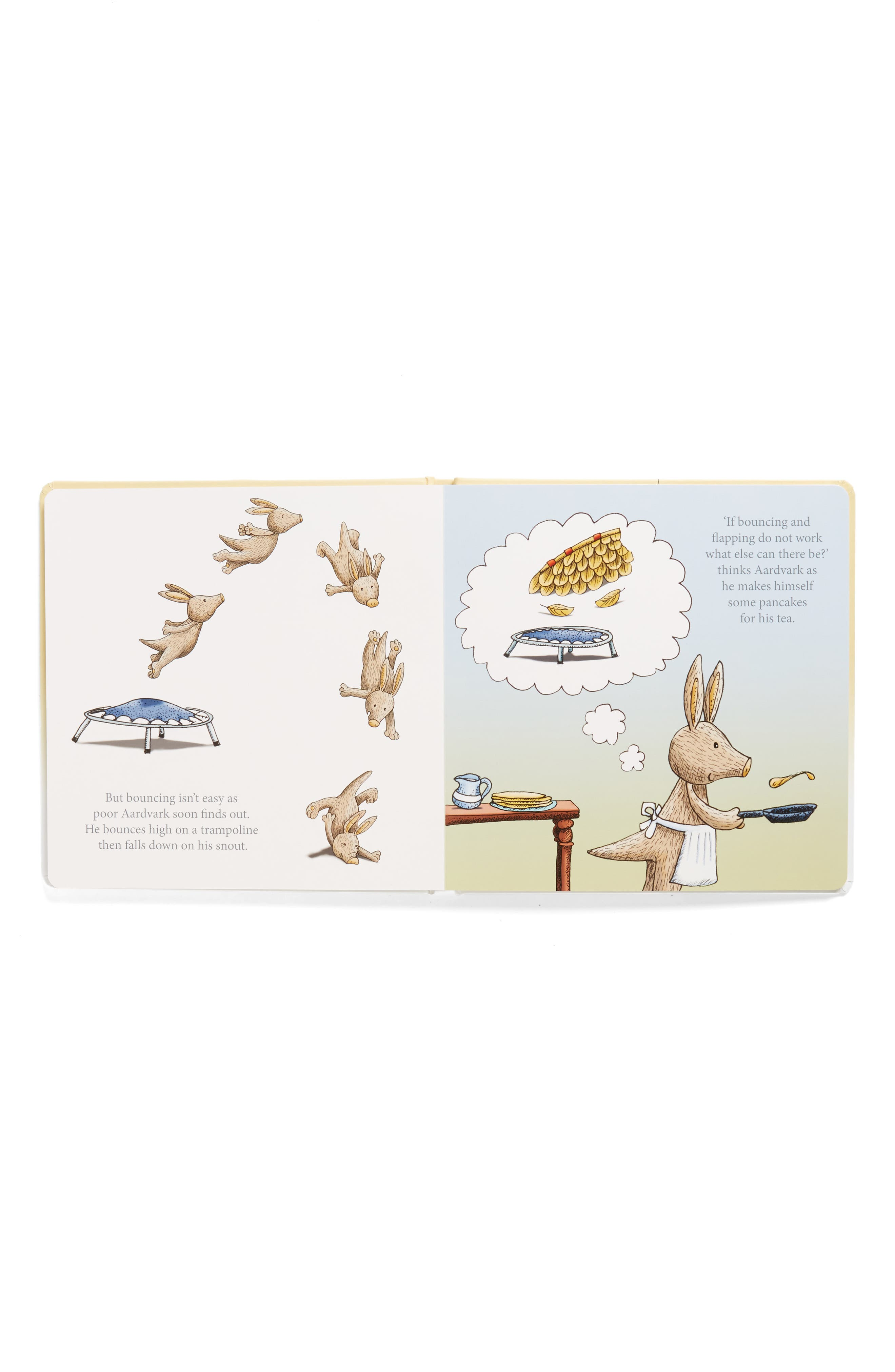 The Flying Aardvark Board Book,                             Alternate thumbnail 2, color,                             Yellow Multi