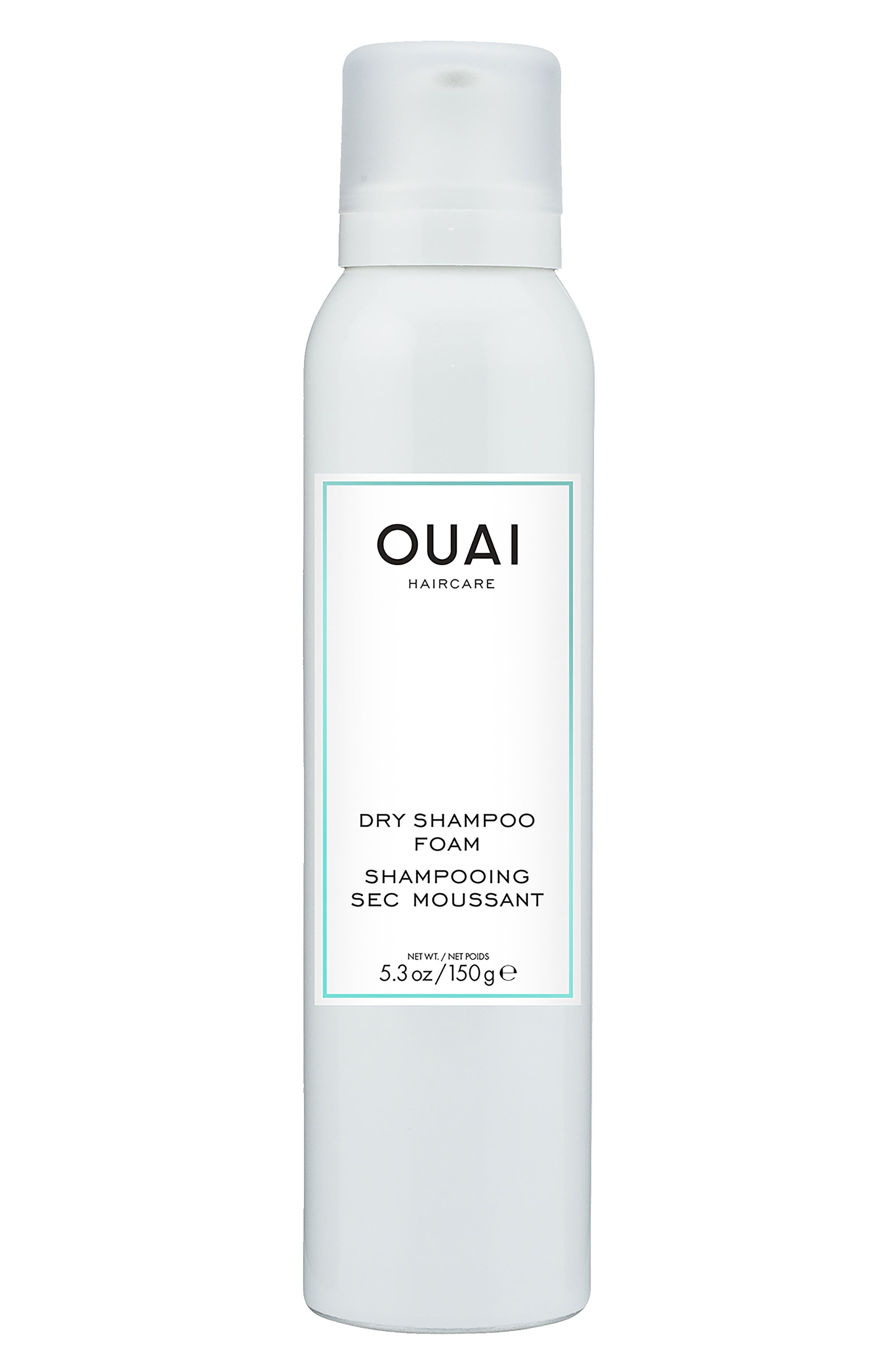 Alternate Image 1 Selected - SPACE.NK.apothecary OUAI Dry Shampoo Foam