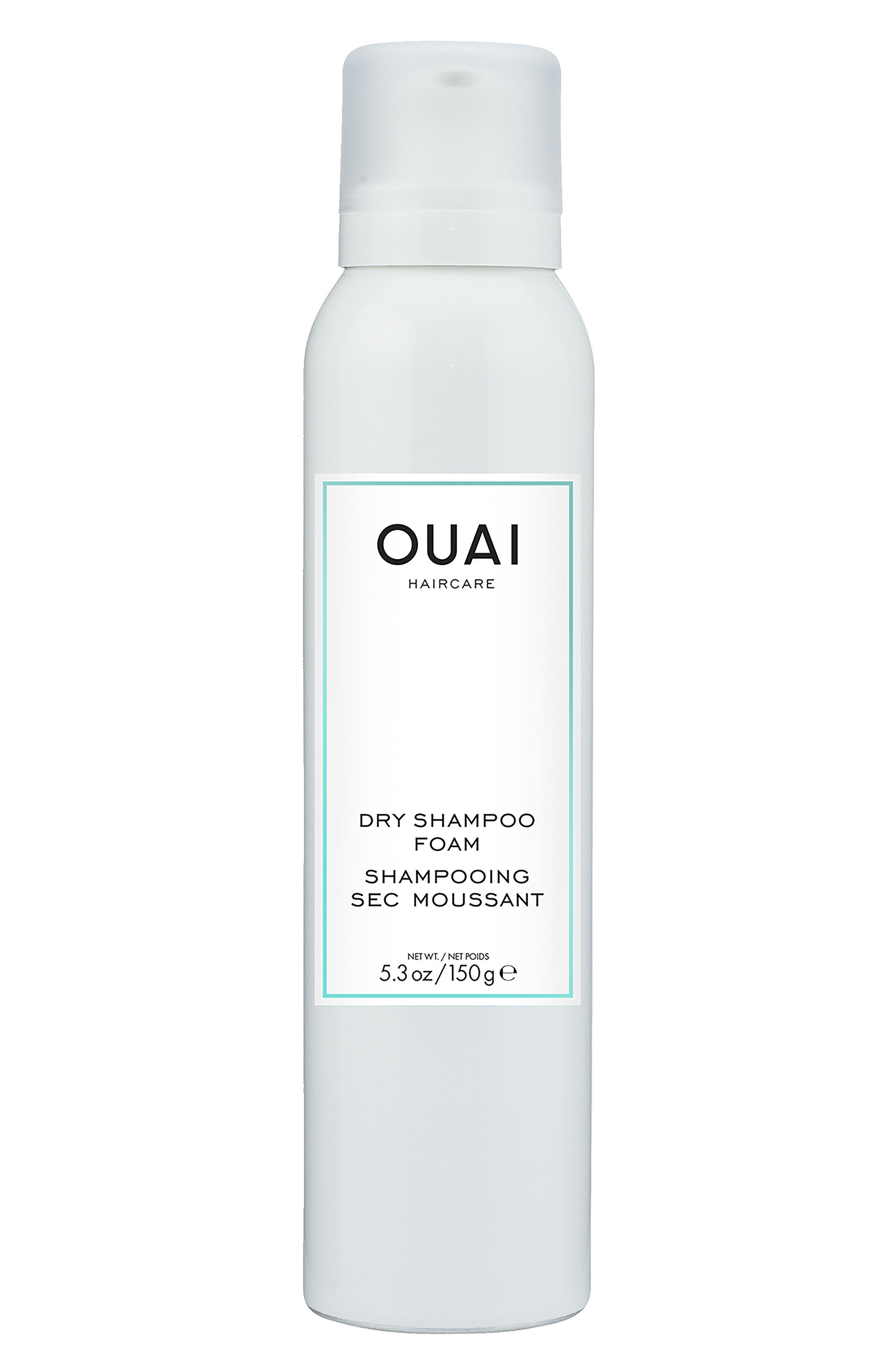 Dry Shampoo Foam,                         Main,                         color, No Color
