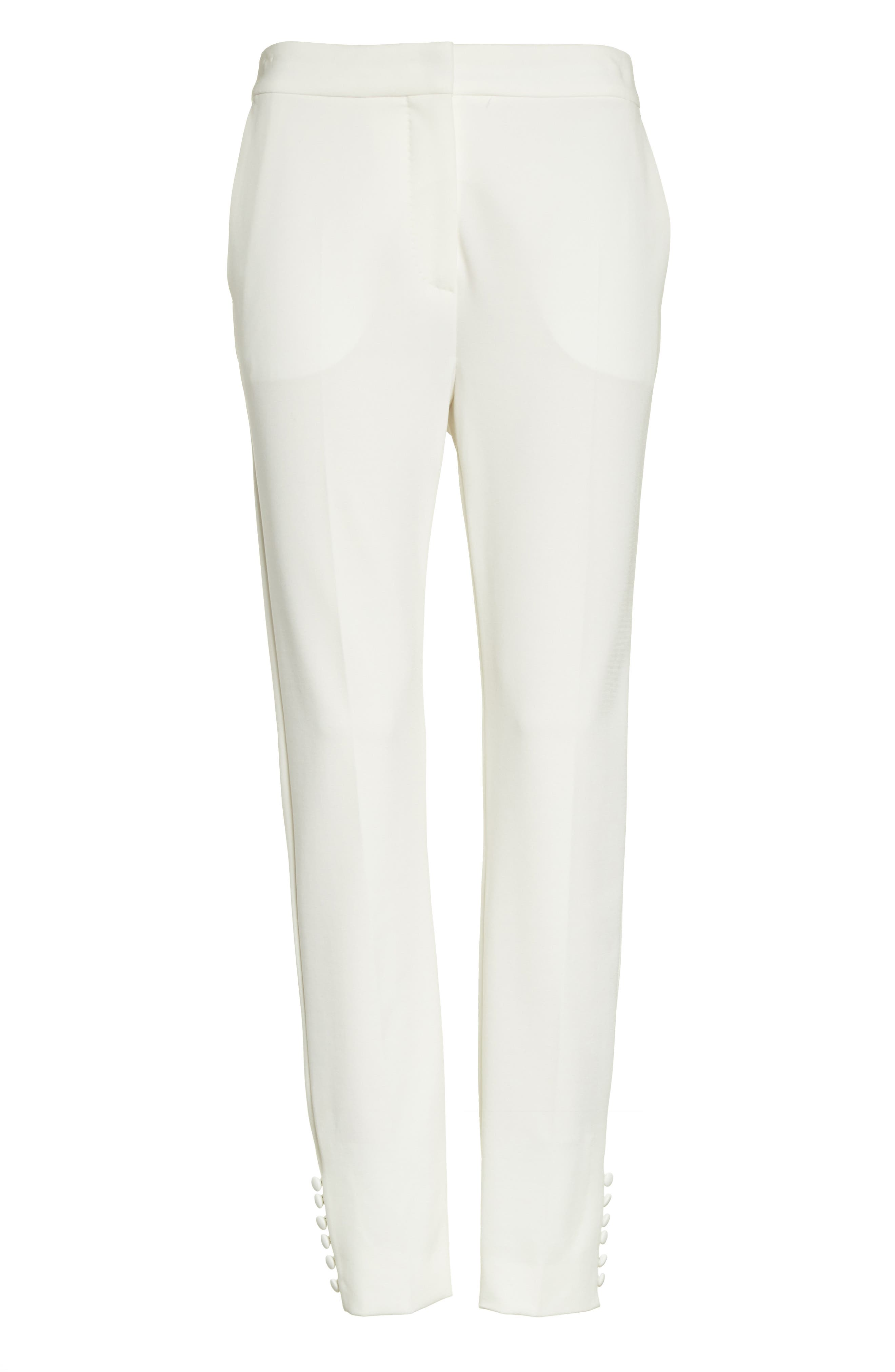 Alternate Image 4  - Max Mara Papaile Crop Pants