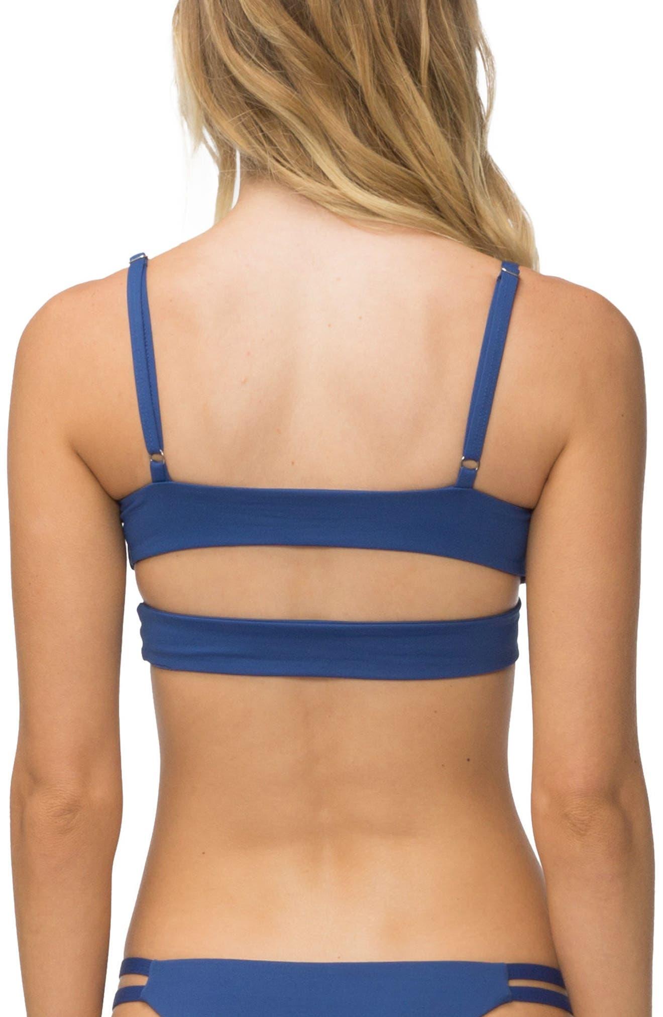 Alternate Image 2  - TAVIK Jessi Cutout Triangle Bikini Top