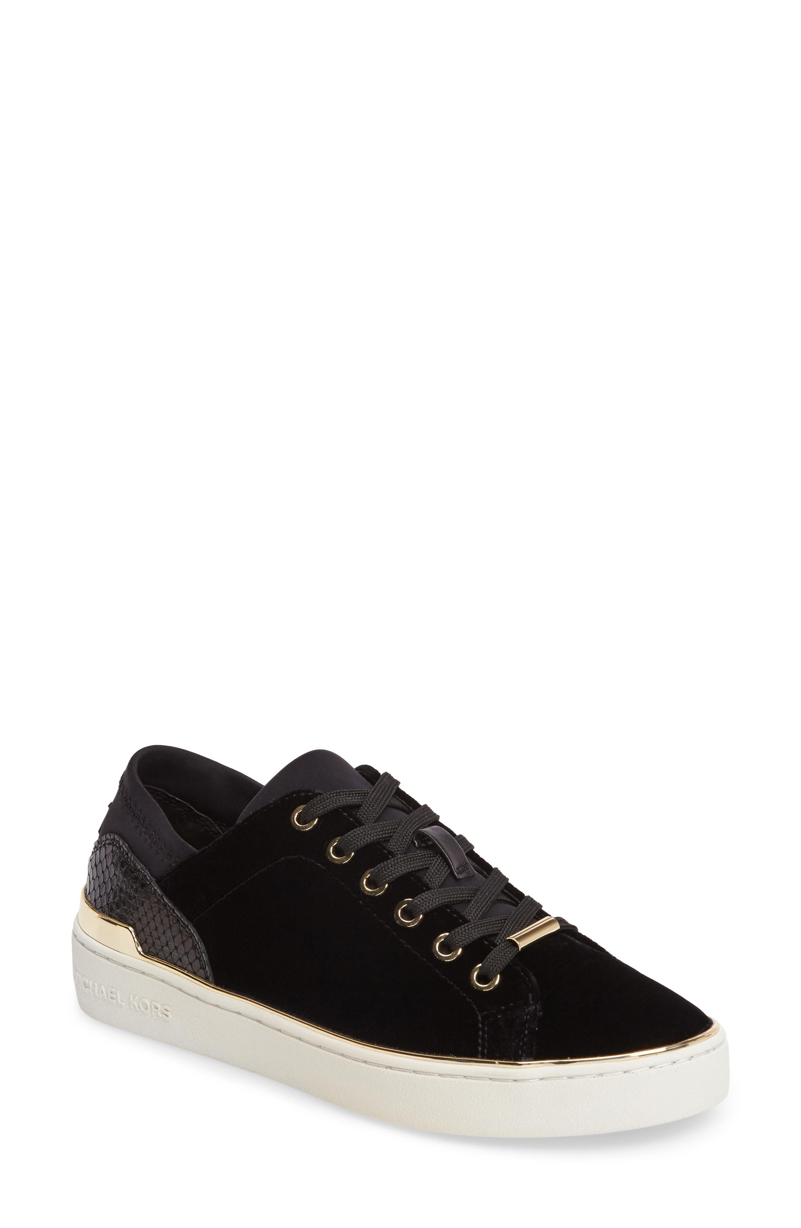 Scout Sneaker,                             Main thumbnail 1, color,                             Black