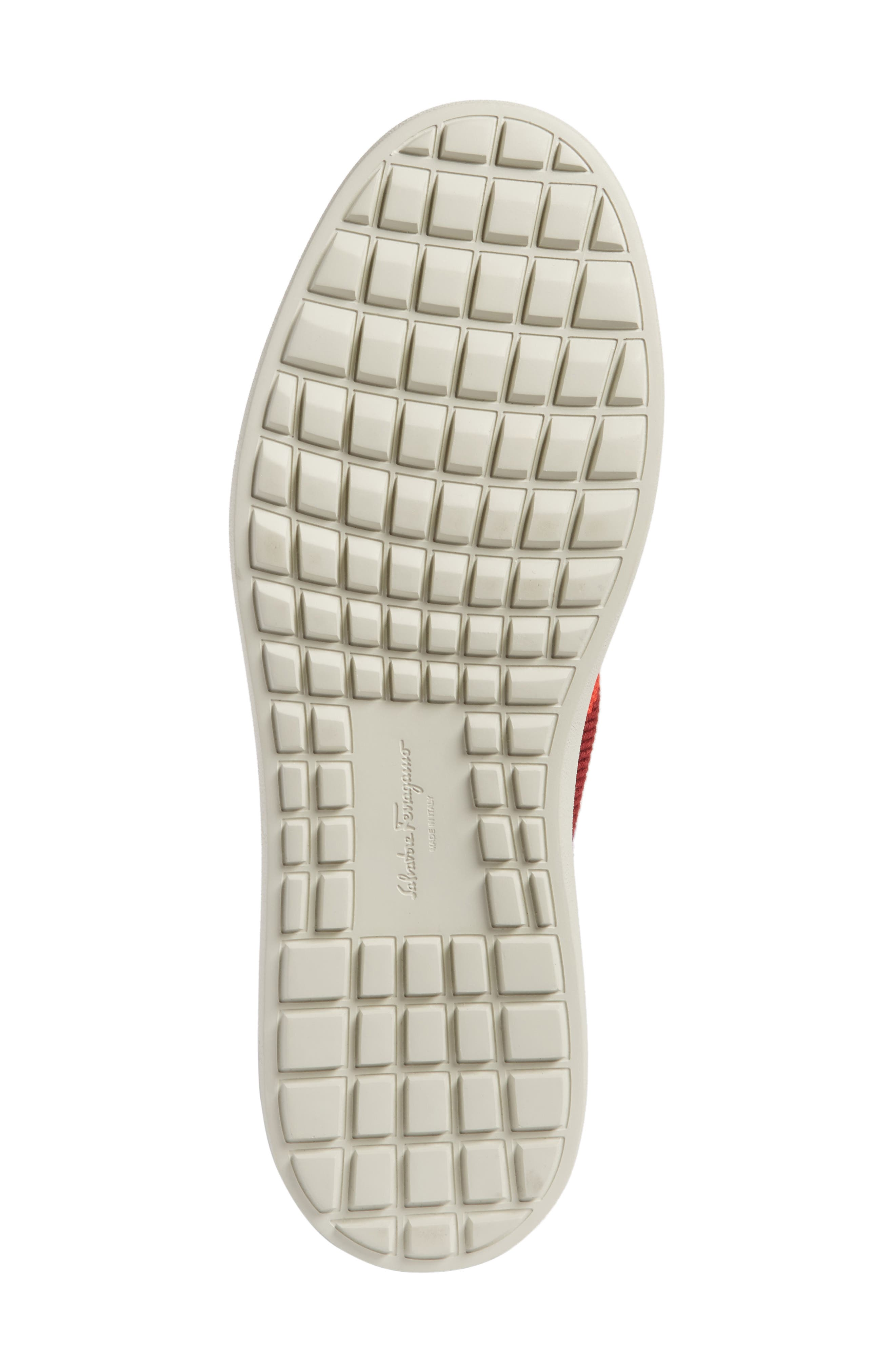 Alternate Image 6  - Salvatore Ferragamo Sneaker (Men)